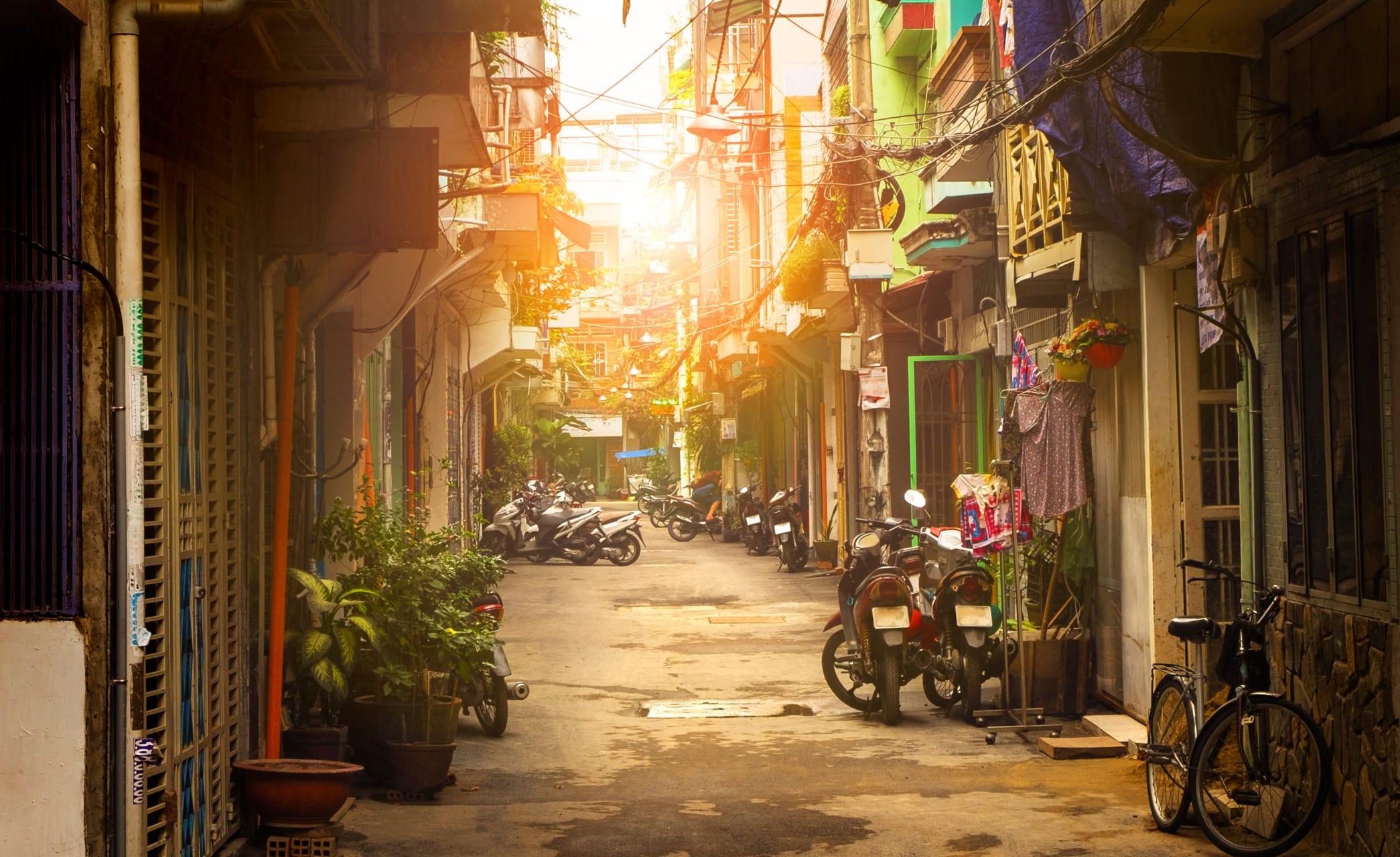 Ho Chi Minh City - Saigon Secret Gems - Day 1: A Bittersweet Ending