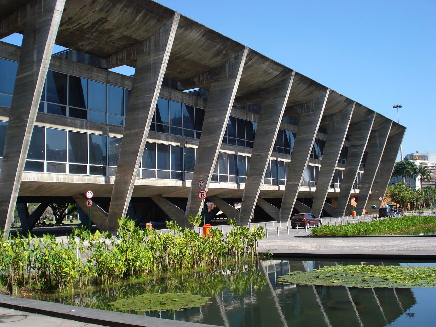 Rio de Janeiro - MAM - Museum of Modern Art of Rio de Janeiro