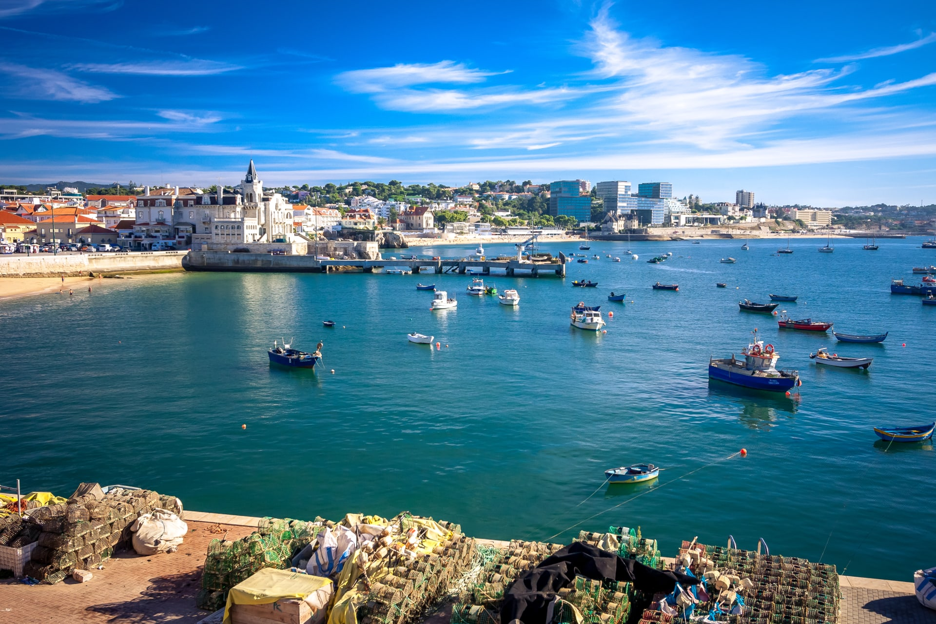 Cascais - Cascais: The Town of Fishermen and Kings
