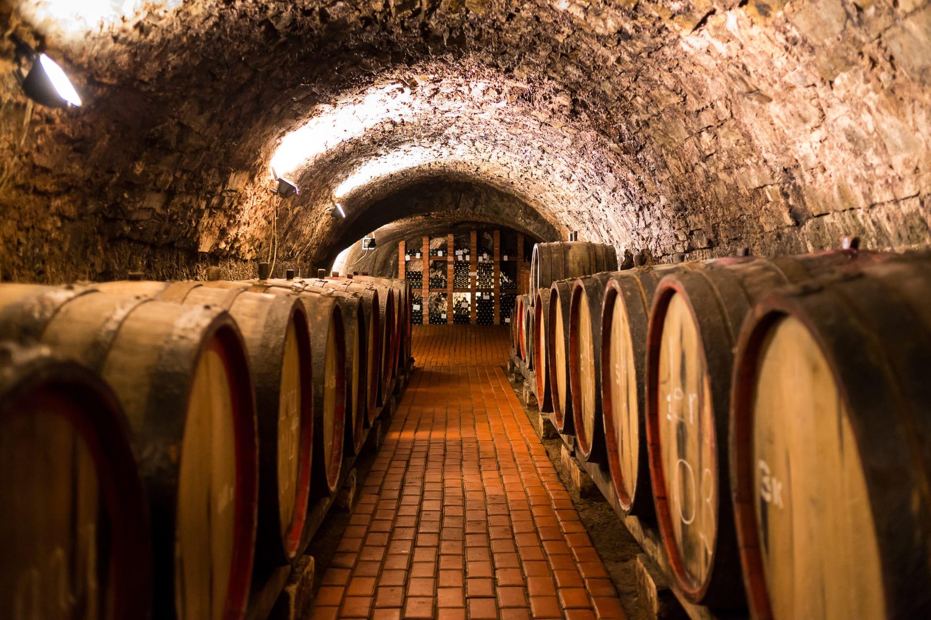 Gaia - Port Wine Cellar - Real Companhia Velha