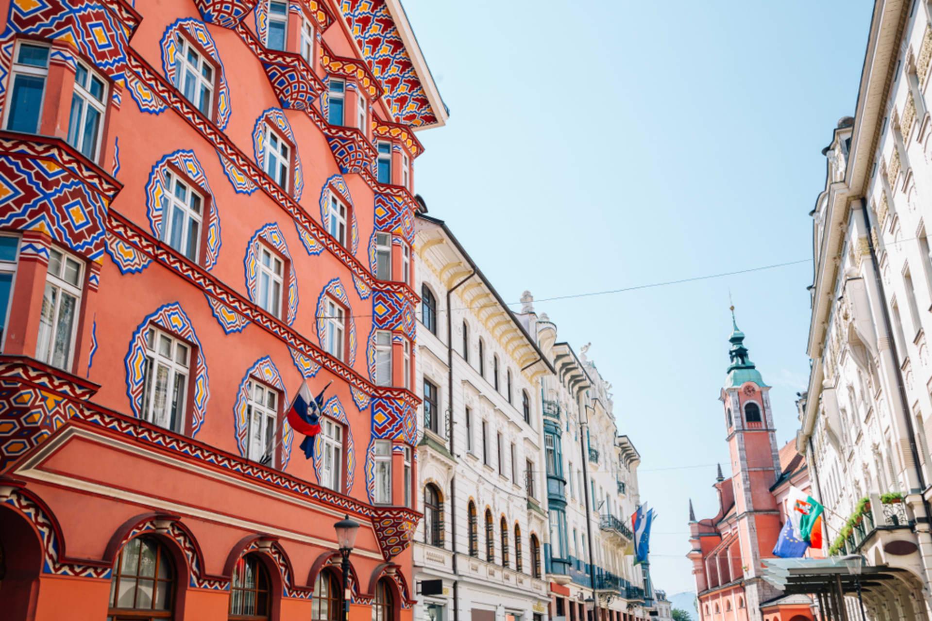 Ljubljana - Centuries of Art in One City