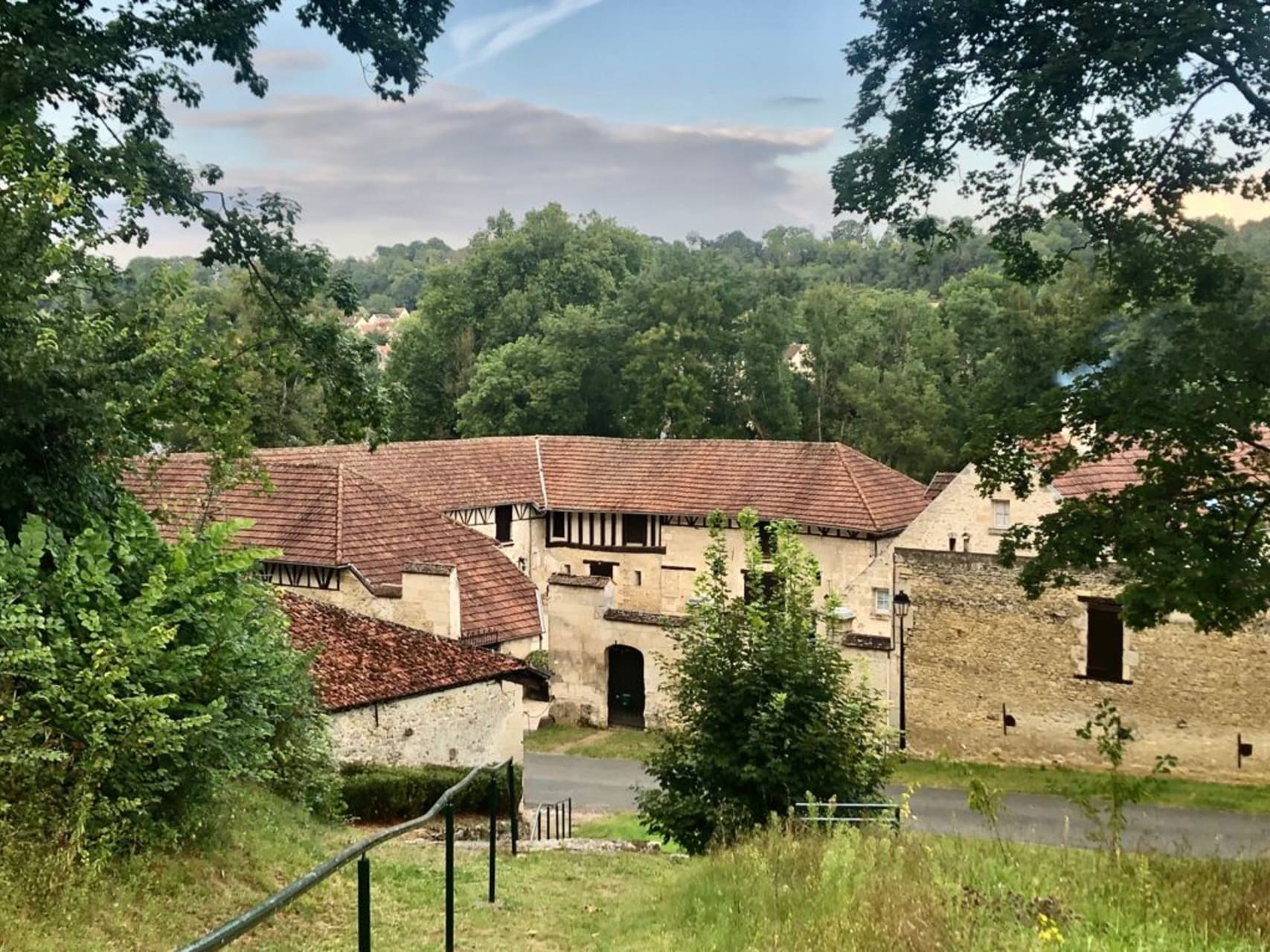 Oise - Glaignes: a Village with a Rural Character