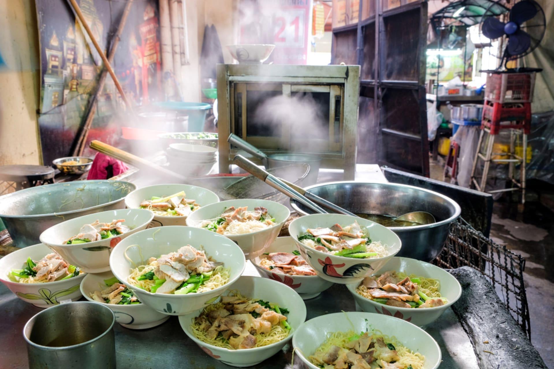 Bangkok - Hidden gems of Bangkok's Chinatown