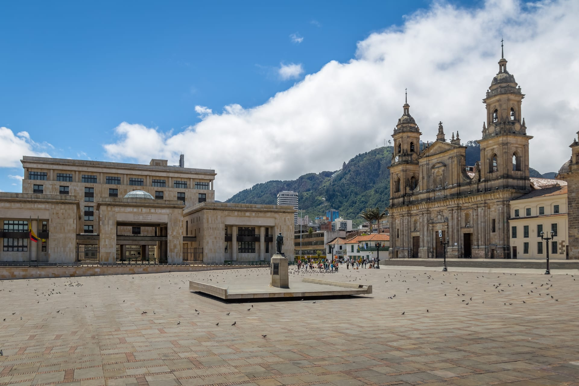 Bogota - Bogota's Historic Centre: Wounds and Perspectives