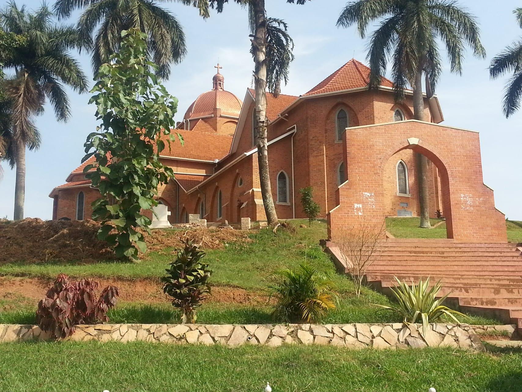 Kampala - Namirembe Cathedral Church - The Oldest Anglican Church in Uganda