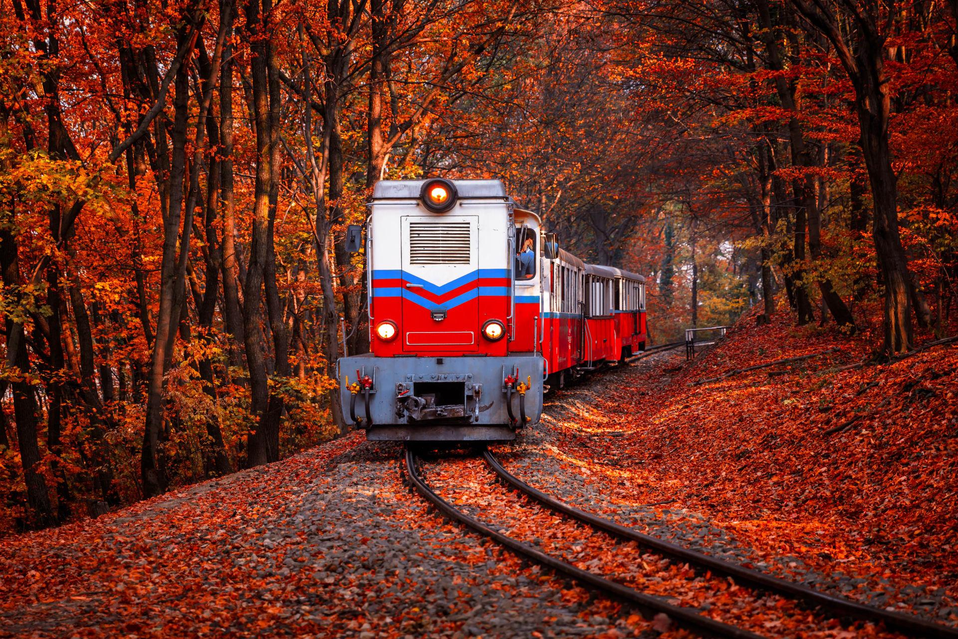 Budapest - Budapest Limited Series: Children's Railway