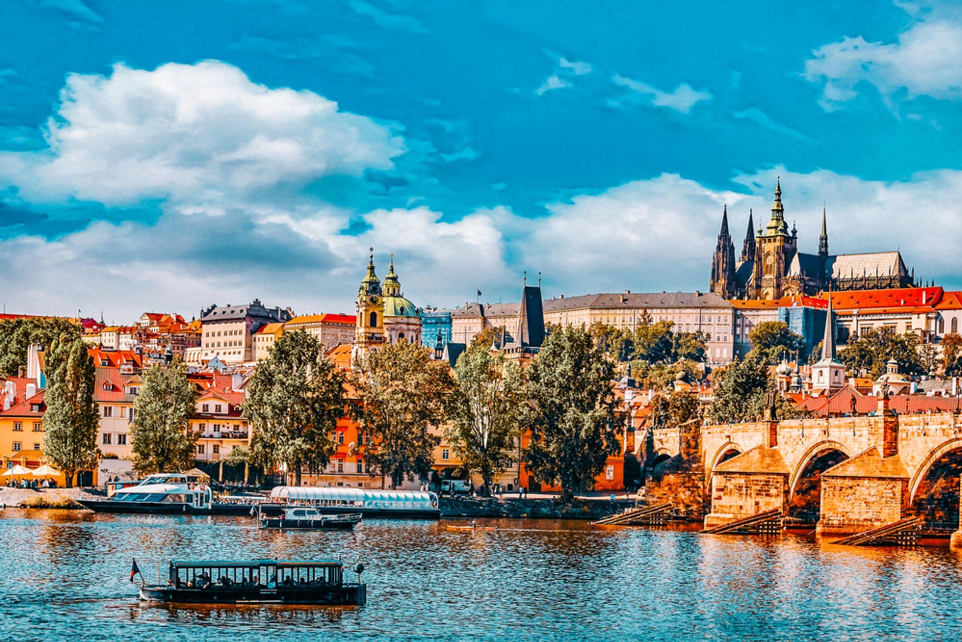 Prague - A Fathers Day Silent Walk through the Beauty of Prague