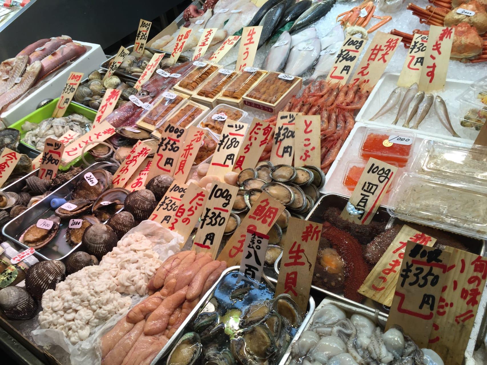 Tokyo - Tsukiji - Sushi and Japanese Food Culture