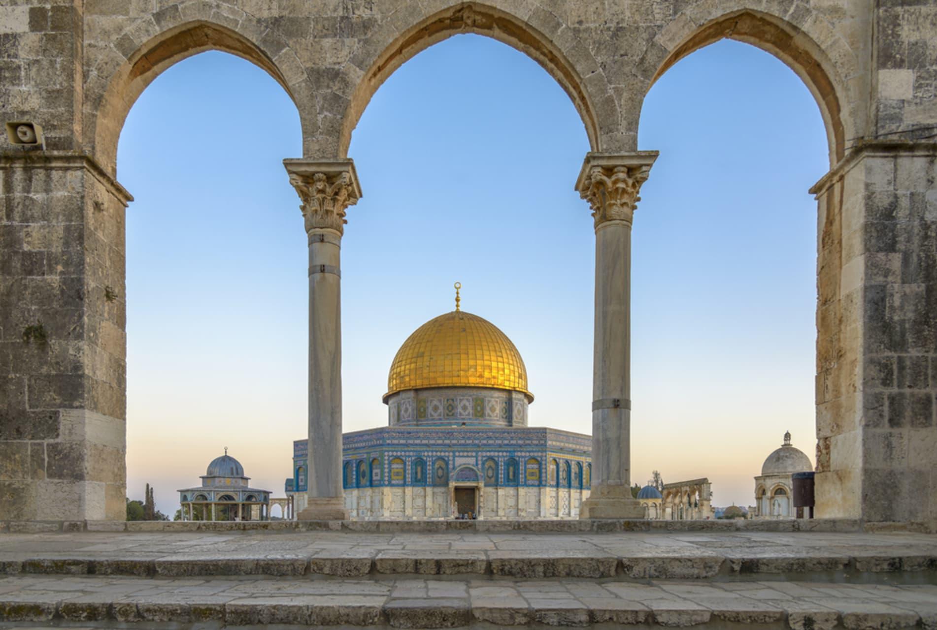 Jerusalem - The Temple Mount - The Cradle of Abrahamic Faiths