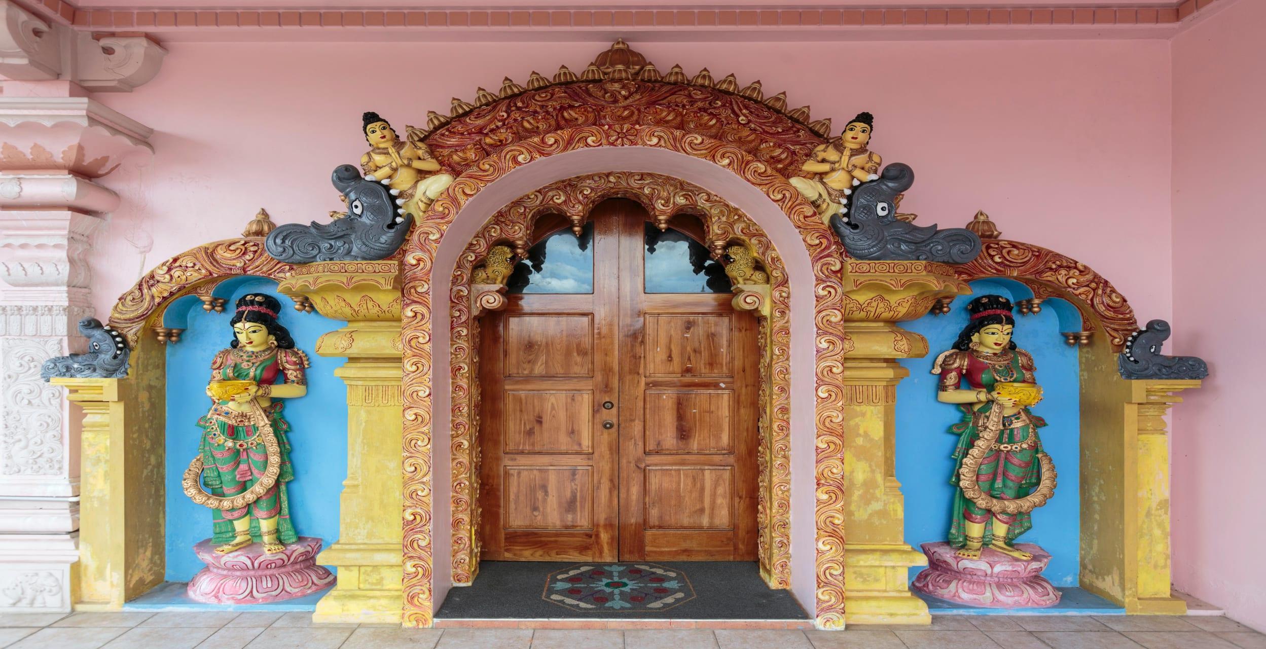 Port of Spain - An Evening Connection with the Dattatreya Hanuman Temple