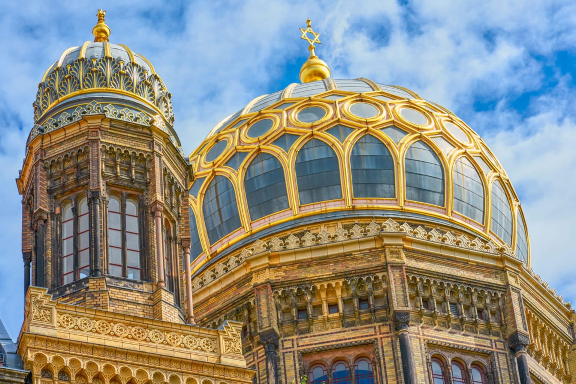 Berlin - Berlin's Jewish Heritage