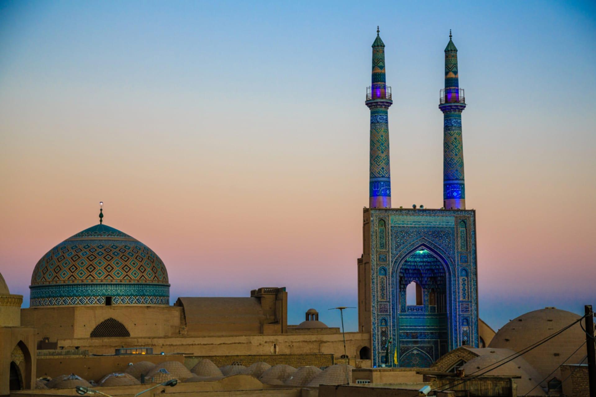 Yazd - Yazd Jame Mosque