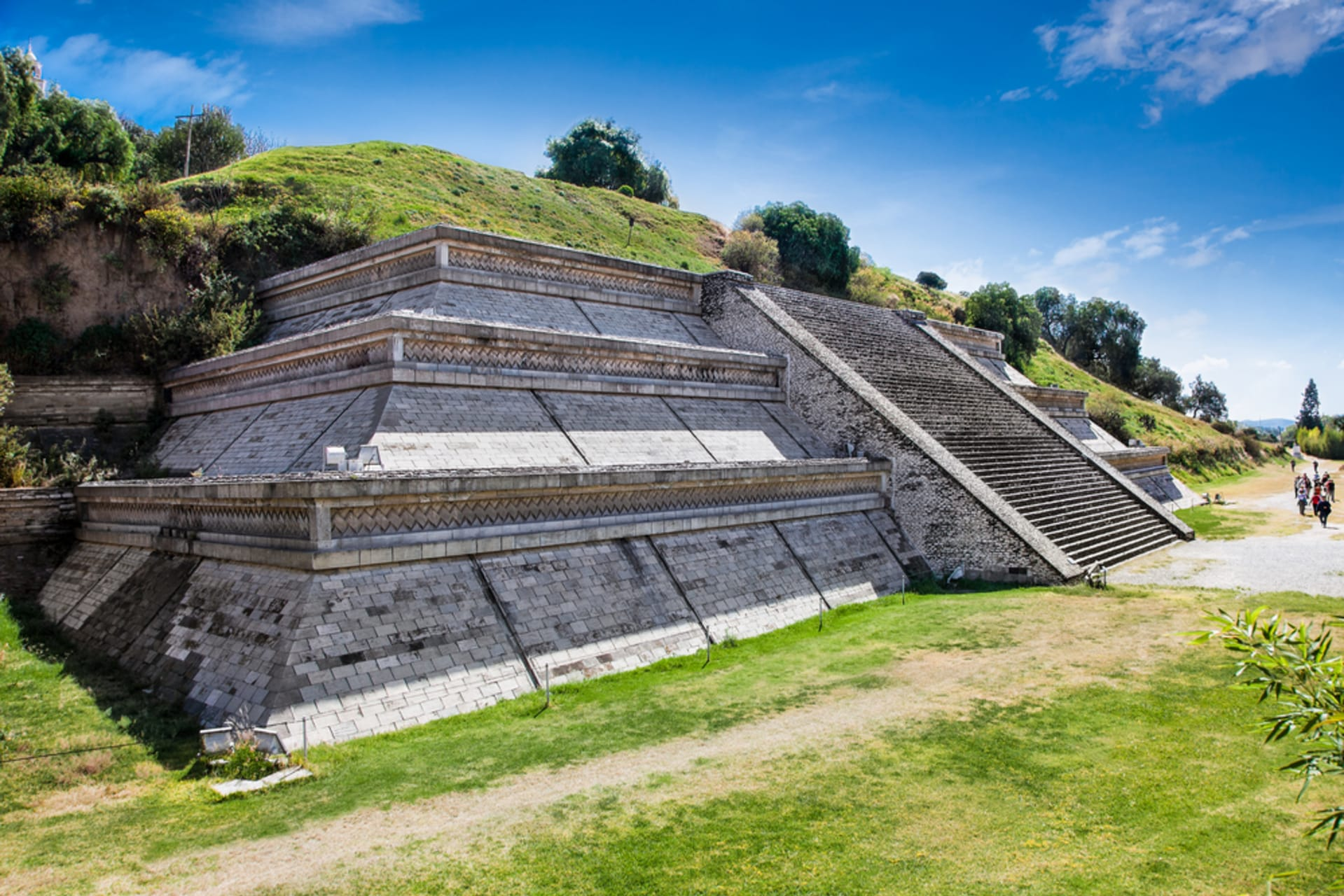 Puebla - The Largest Pyramid in the World isn't in Egypt