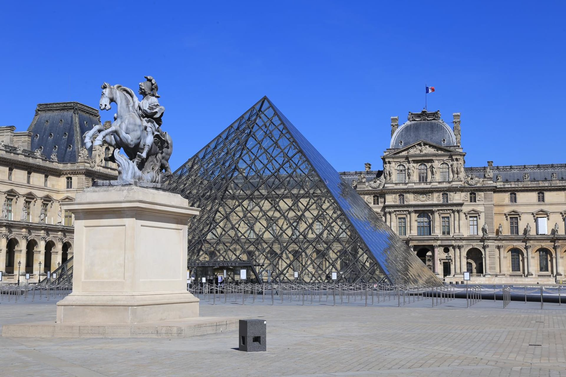 Paris - The Louvre - Fortress and Royal Palace