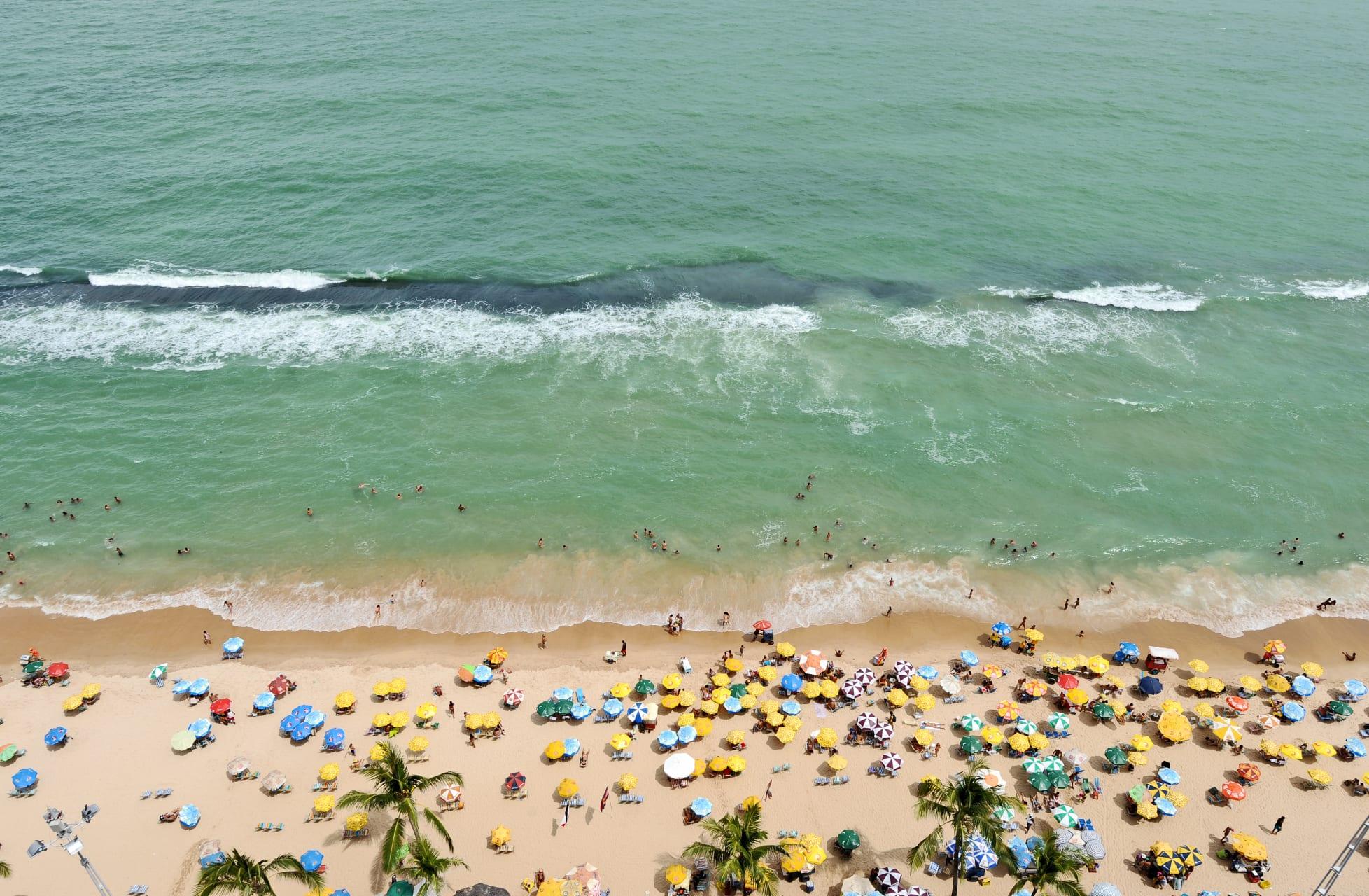 Recife - Boa Viagem: Recife's Most Beautiful Beach