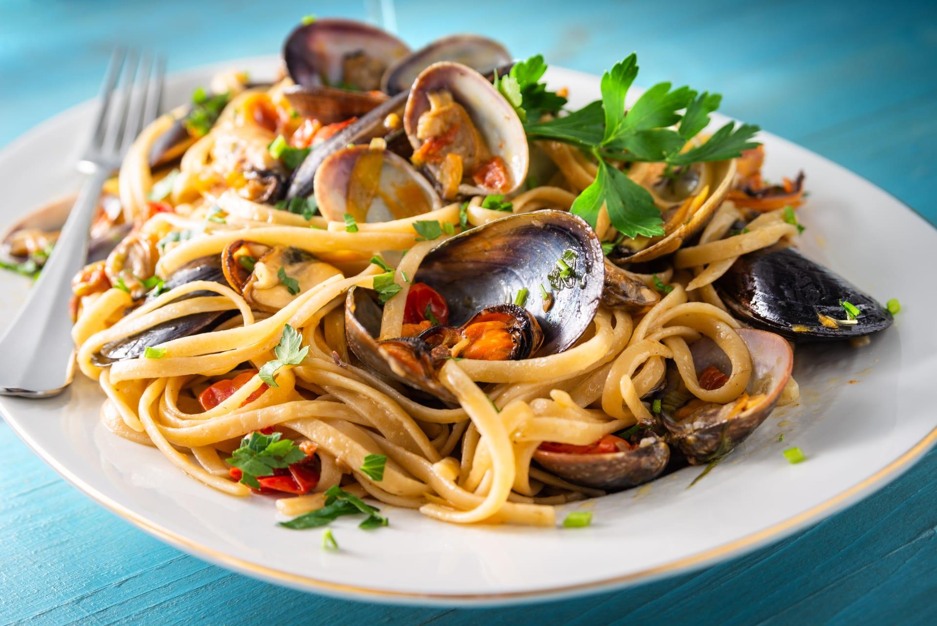 Ravenna - Spaghetti allo Scoglio