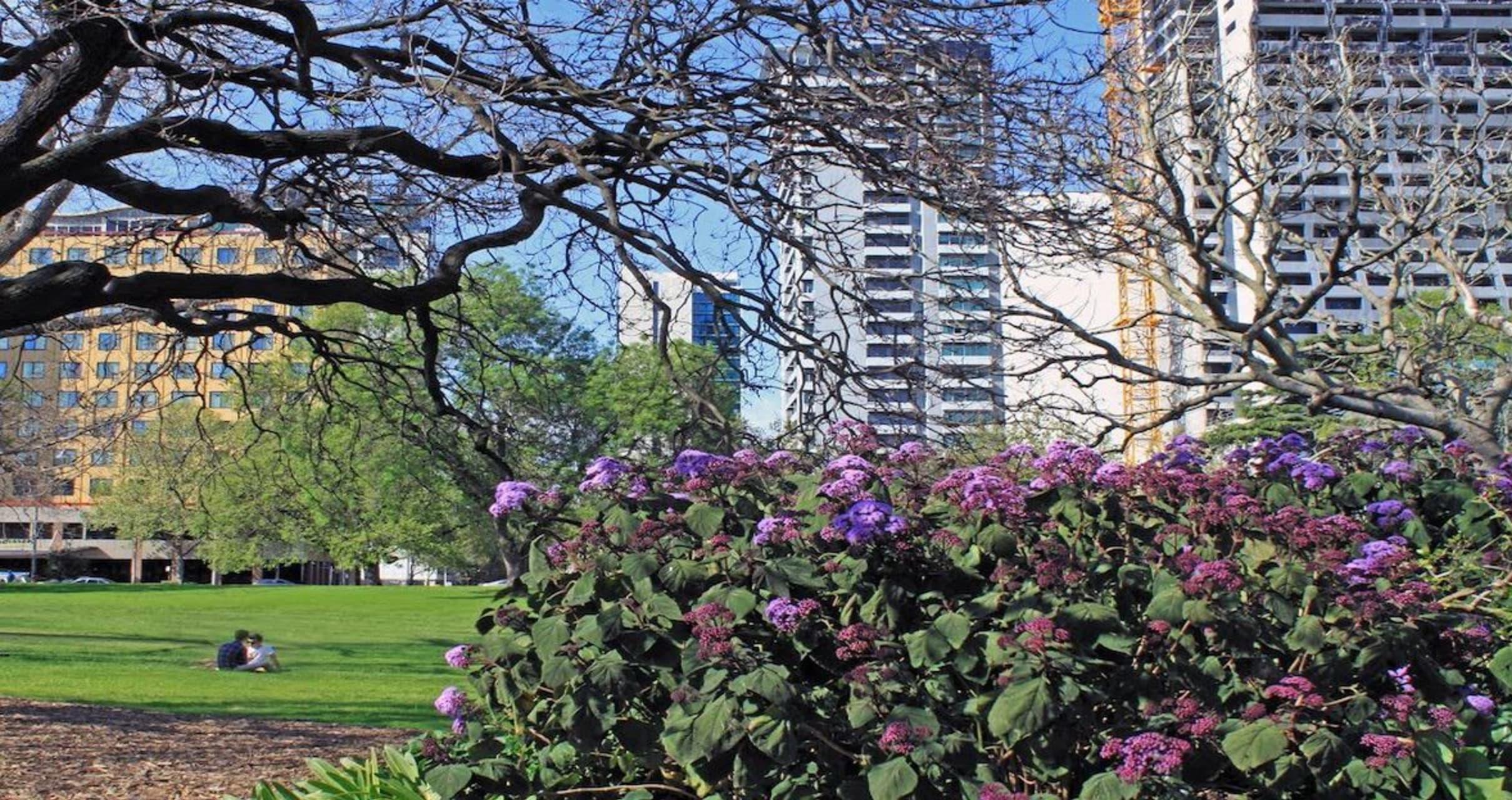 Melbourne - Flagstaff Gardens