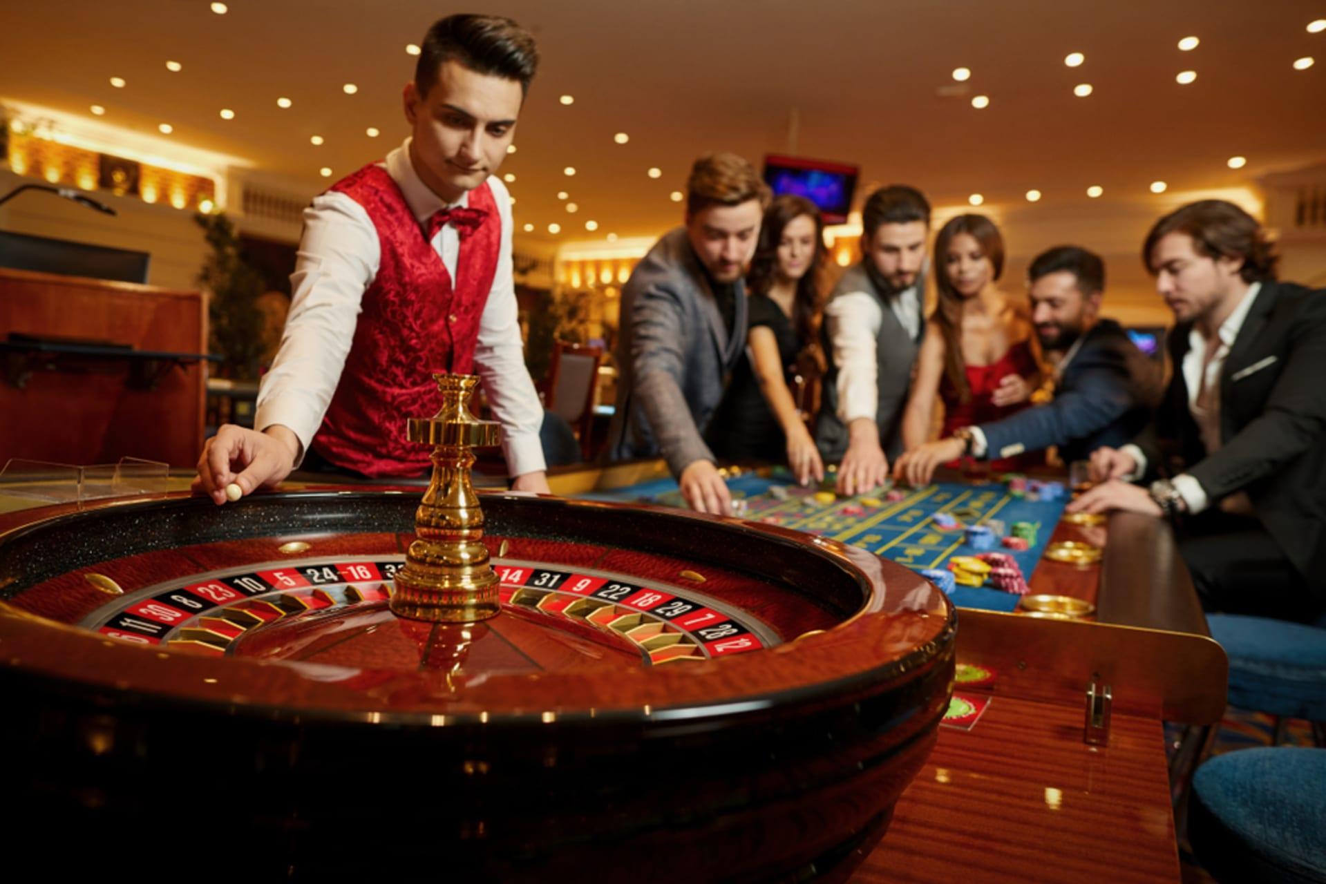 Heygo - Las Vegas - Casino Roulette Tips and Tricks