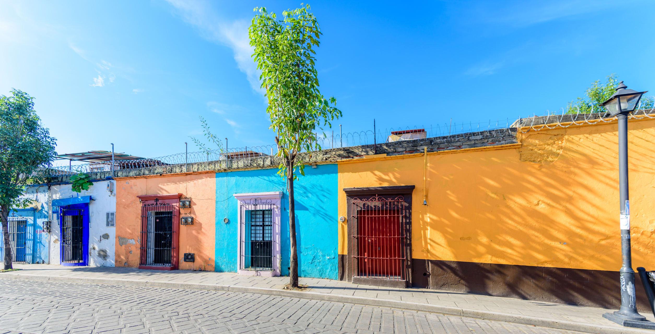 Oaxaca - Jalatlaco, a Hidden Gem in México