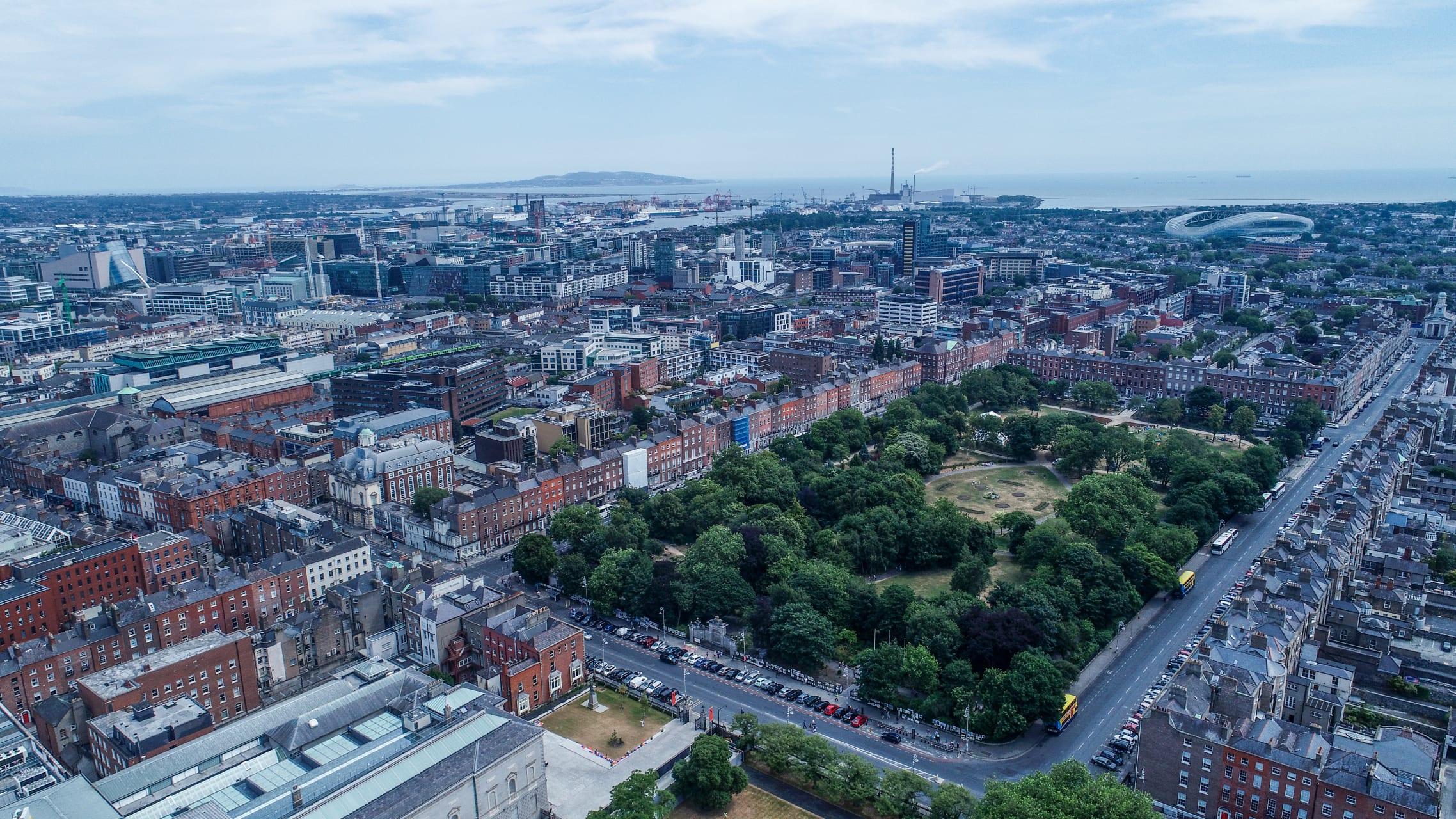 County Dublin - Dublin Rogues Tour featuring Merrion Square