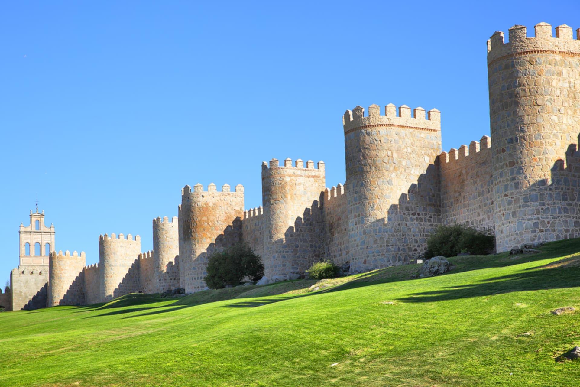 Ávila - Ávila - a Walk on the Unique Medieval Wall - part II