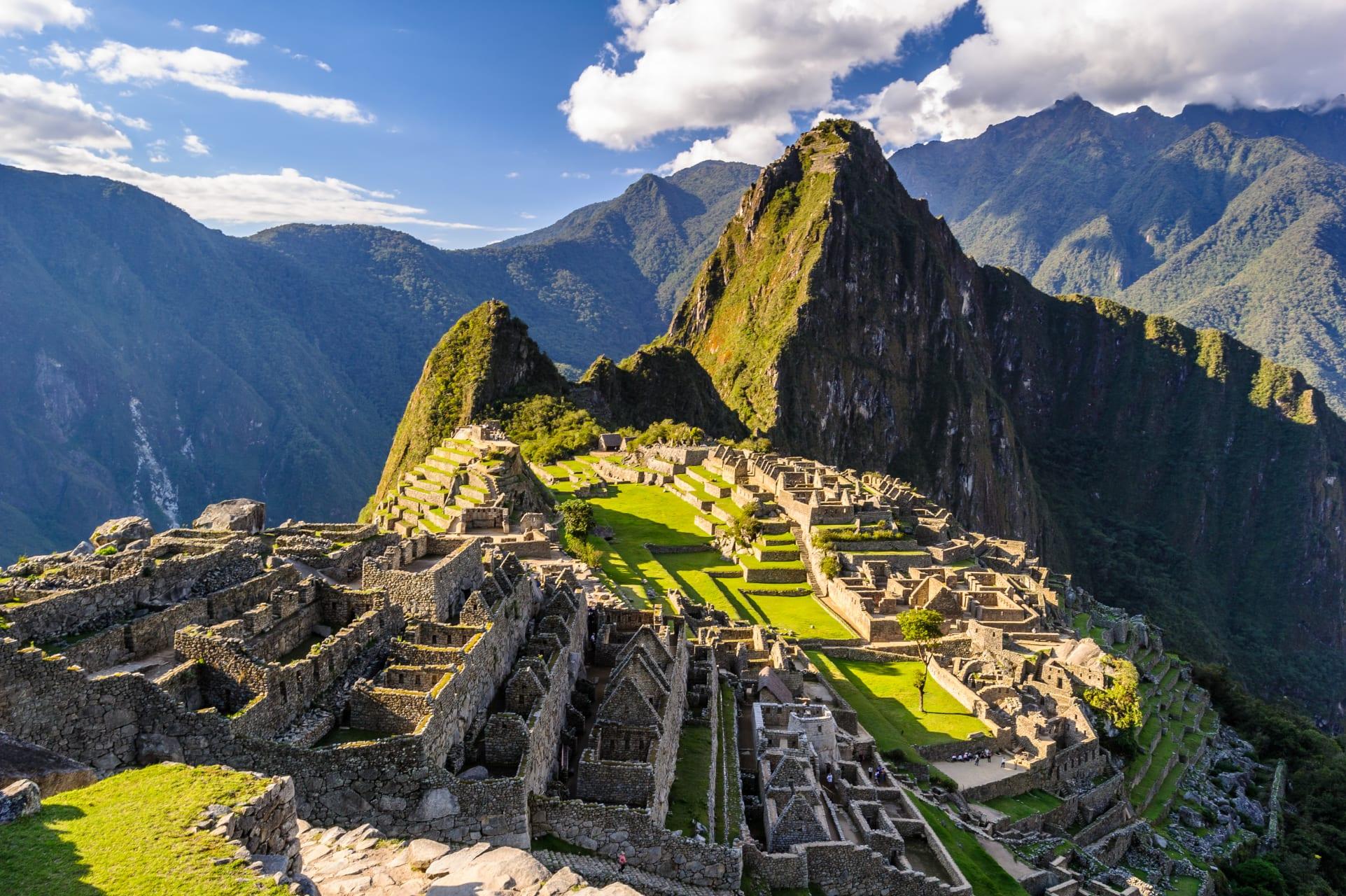 Machu Picchu - Machupicchu: The Lost City of the Incas
