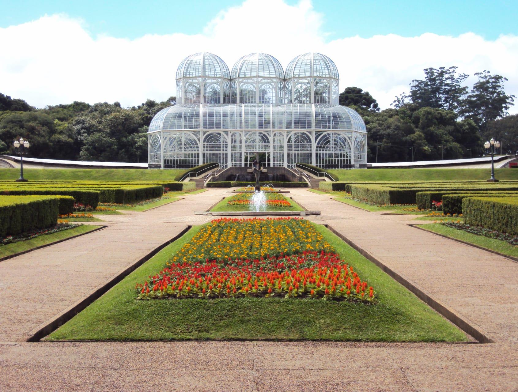 Curitiba - Botanical Garden of Curitiba