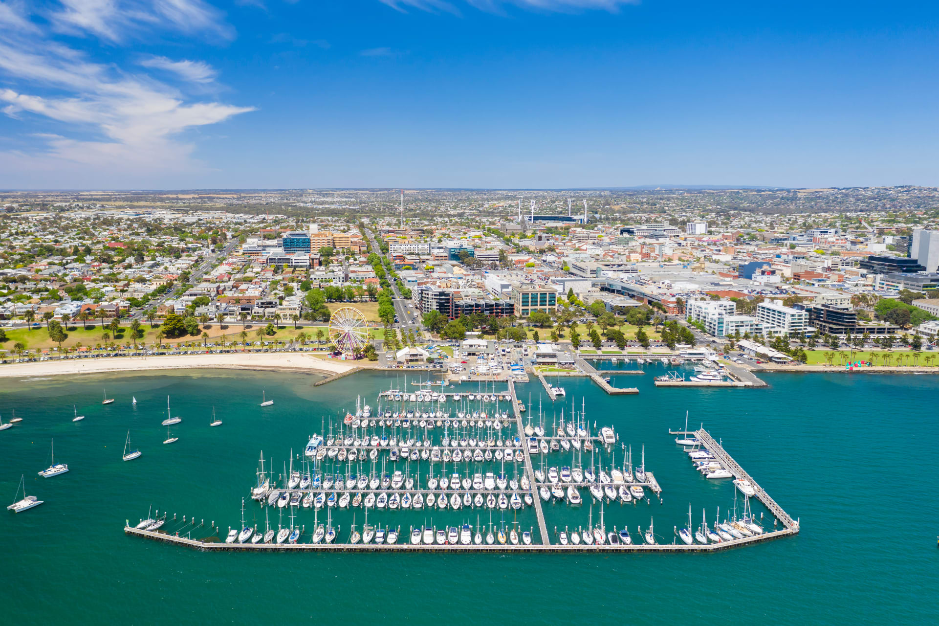 Victoria - The City of Geelong; Melbourne's Girl Next Door