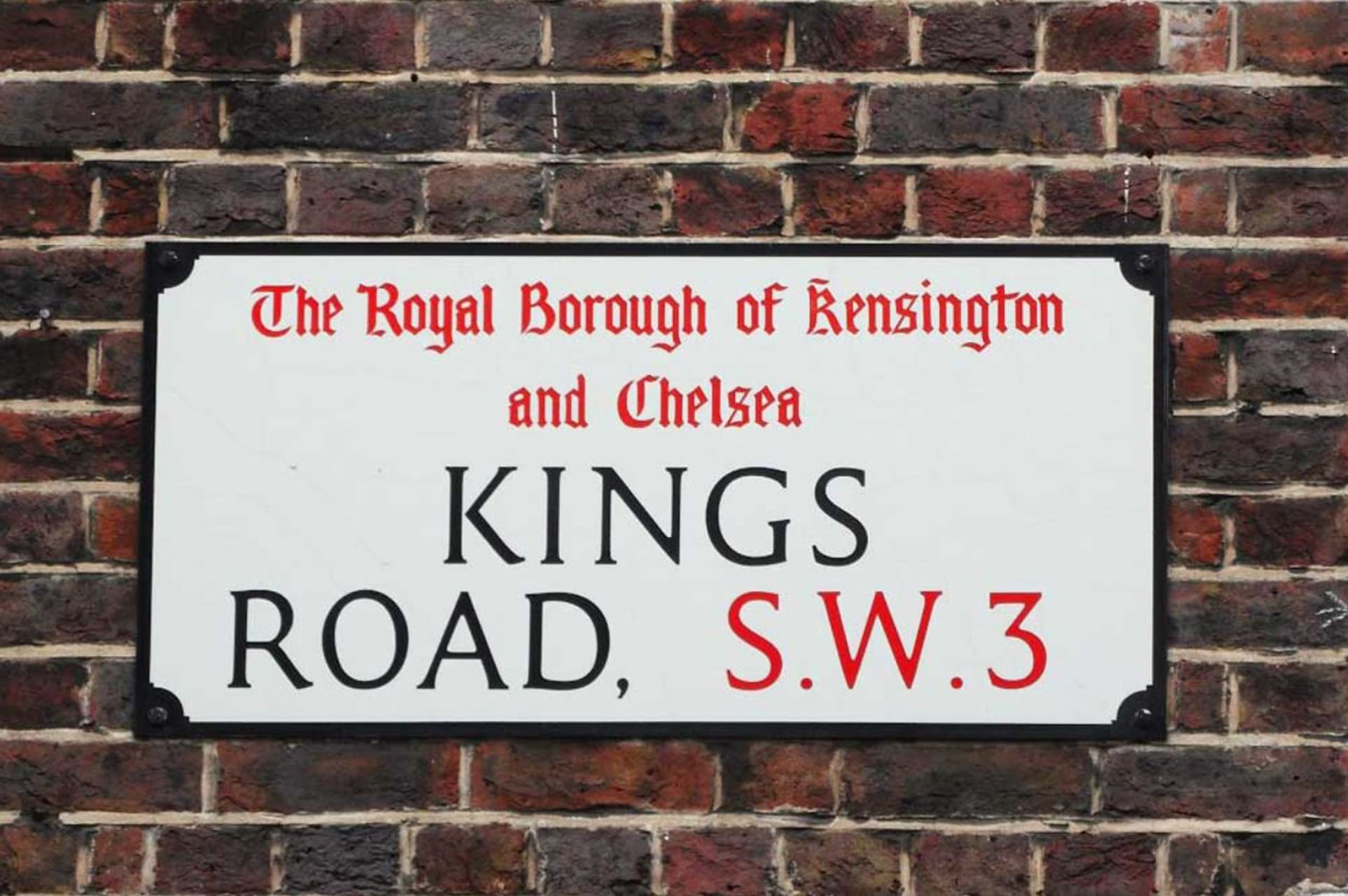 London - Take a Walk on the Wild Side – The King's Road, Chelsea