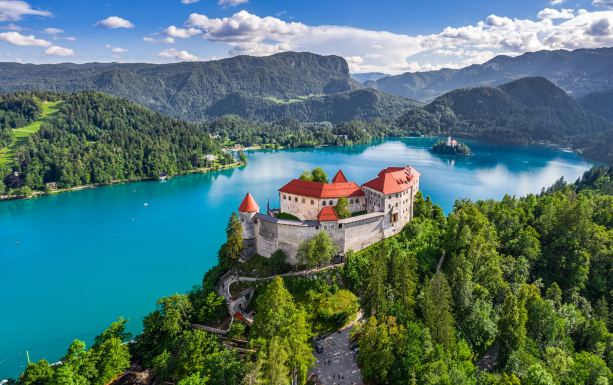 Bled - Bled, The Image of Paradise, Part One