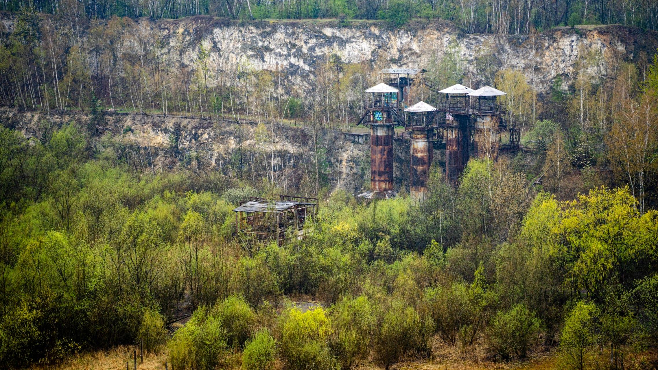 Krakow - Liban Quarry - The Grand Escape