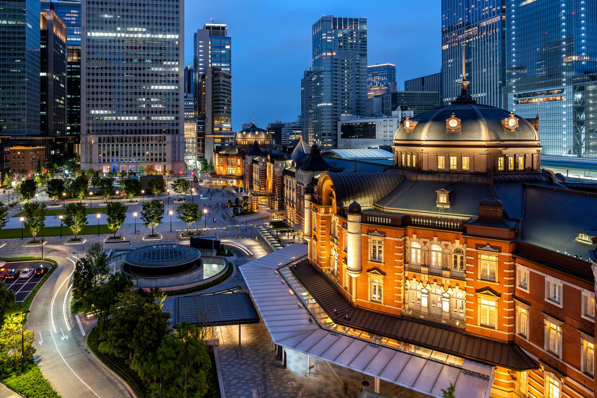 Tokyo - Tokyo Walk 1: Remarkable Tokyo Station