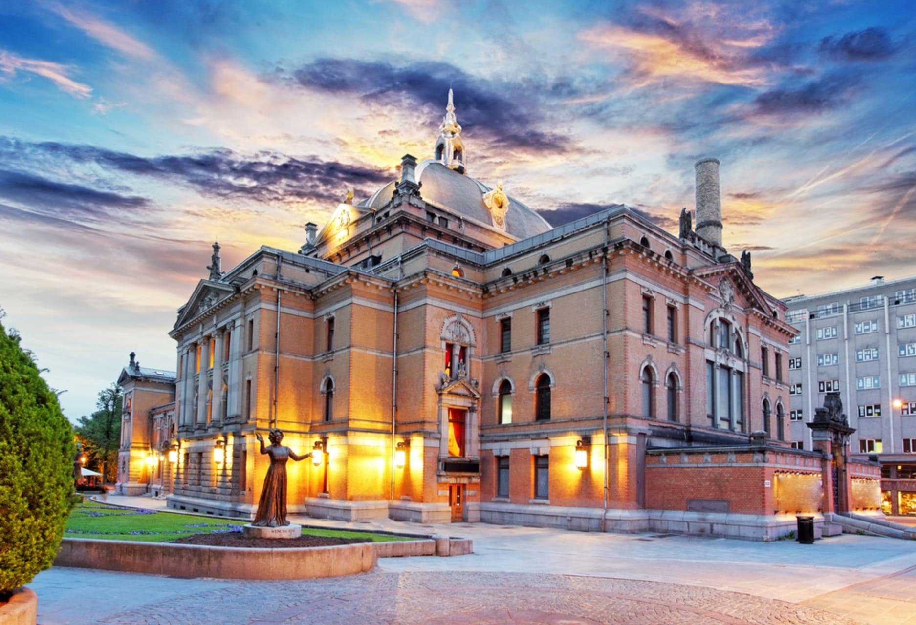 Oslo - Oslo Centre: The Essence of the Norwegian Capital