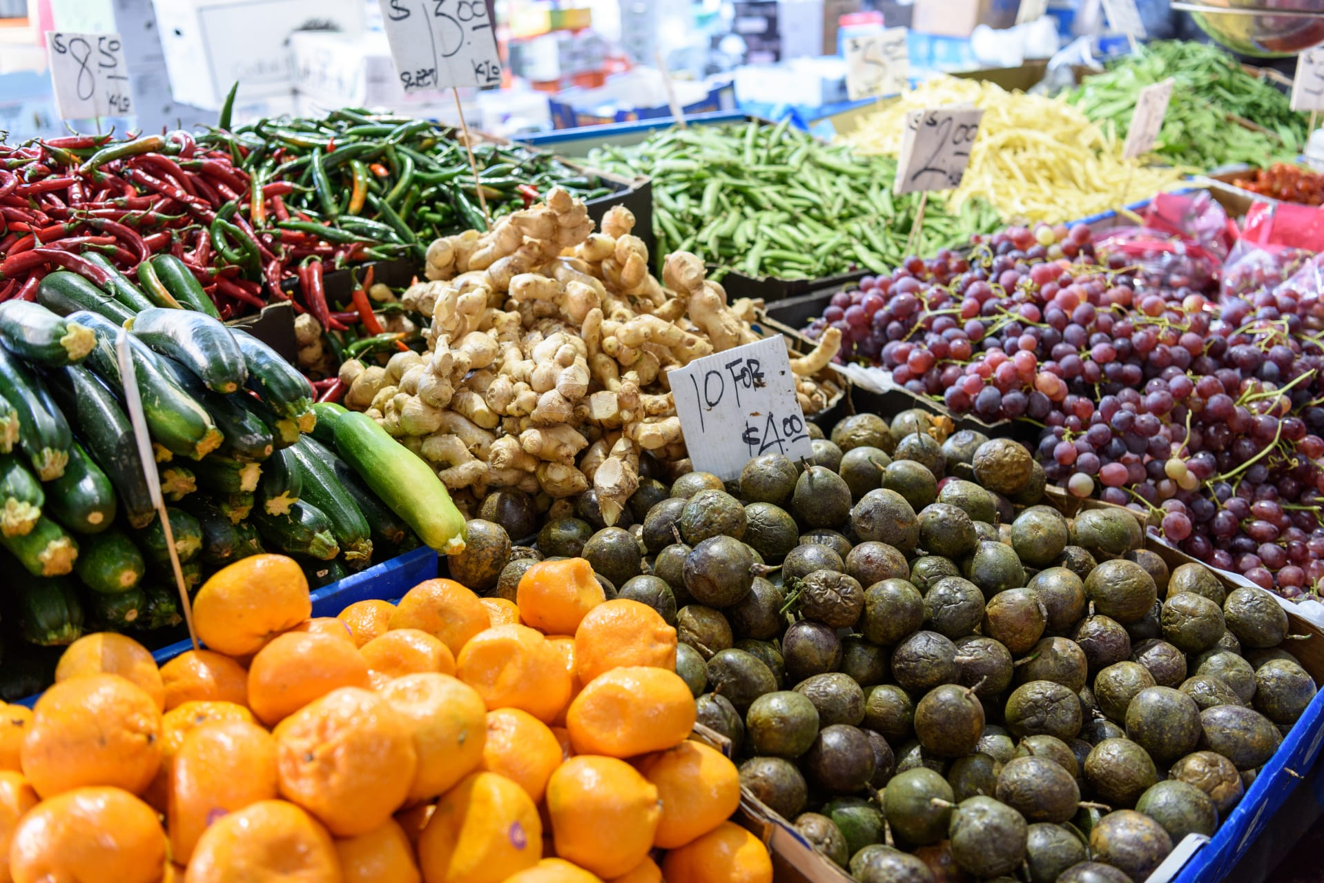 Melbourne - Melbourne Farmers Market - Alphington