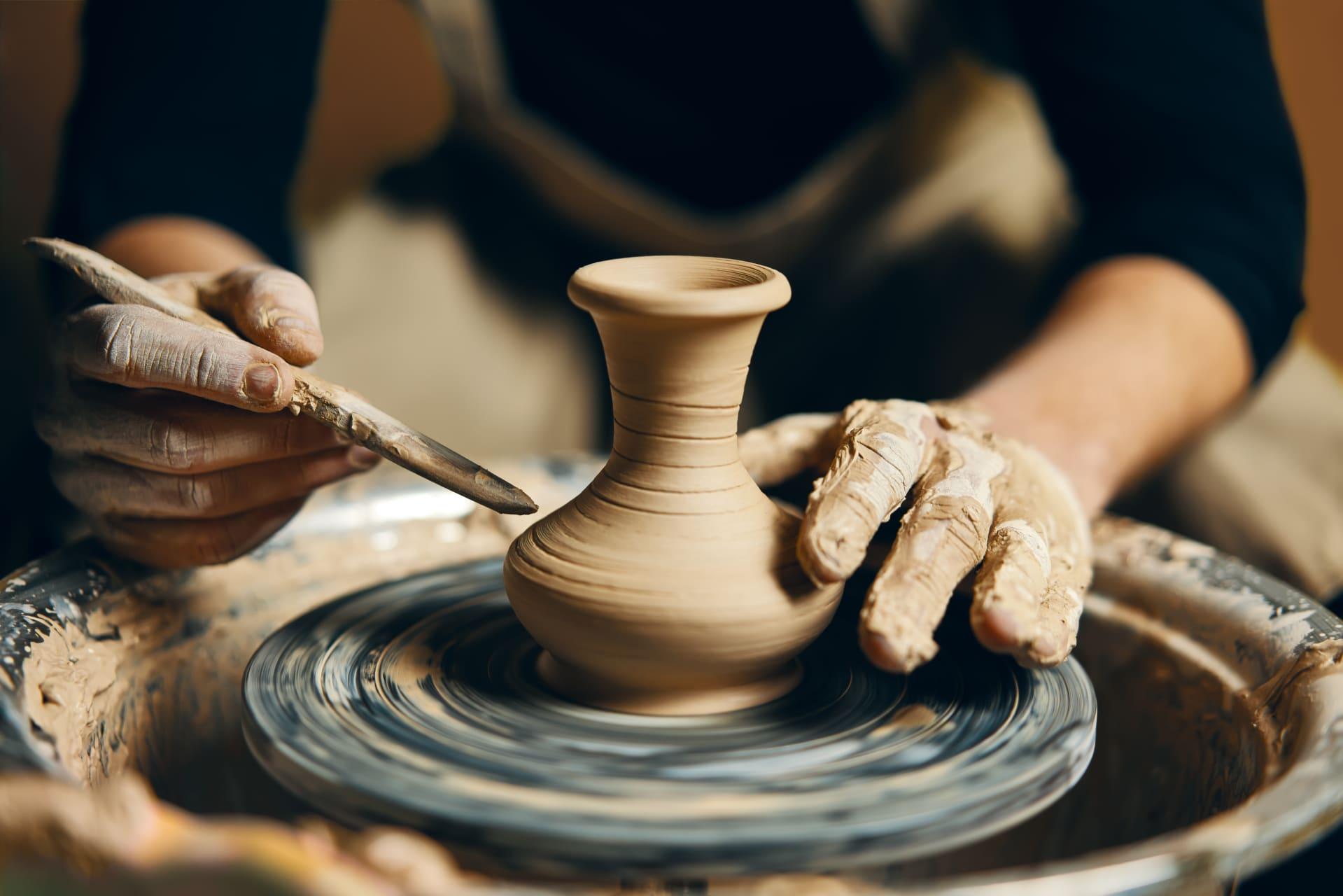 La Paz - Ceramic artist: Mario Sarabia