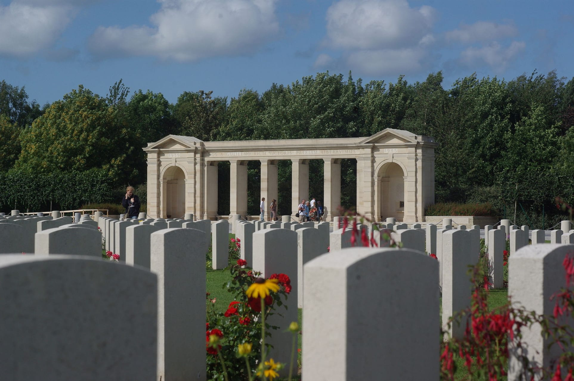 Normandy - Bayeux: British Military Cemetery