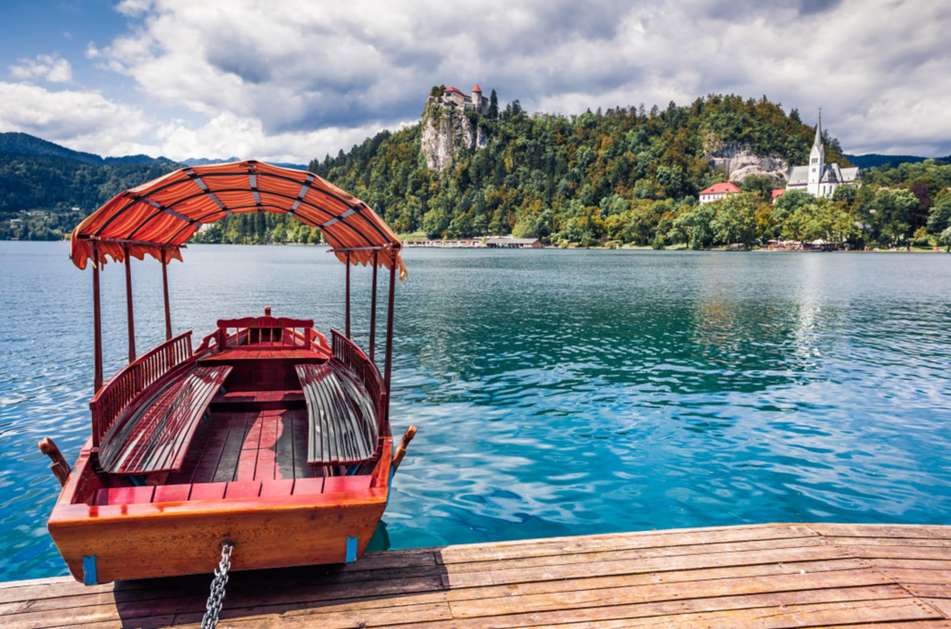 Bled - Bled, The Image of Paradise, Part Two: Under the Bled Linden Tree
