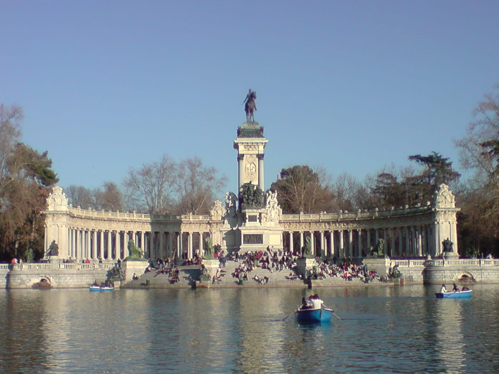 Madrid - The Retiro Park