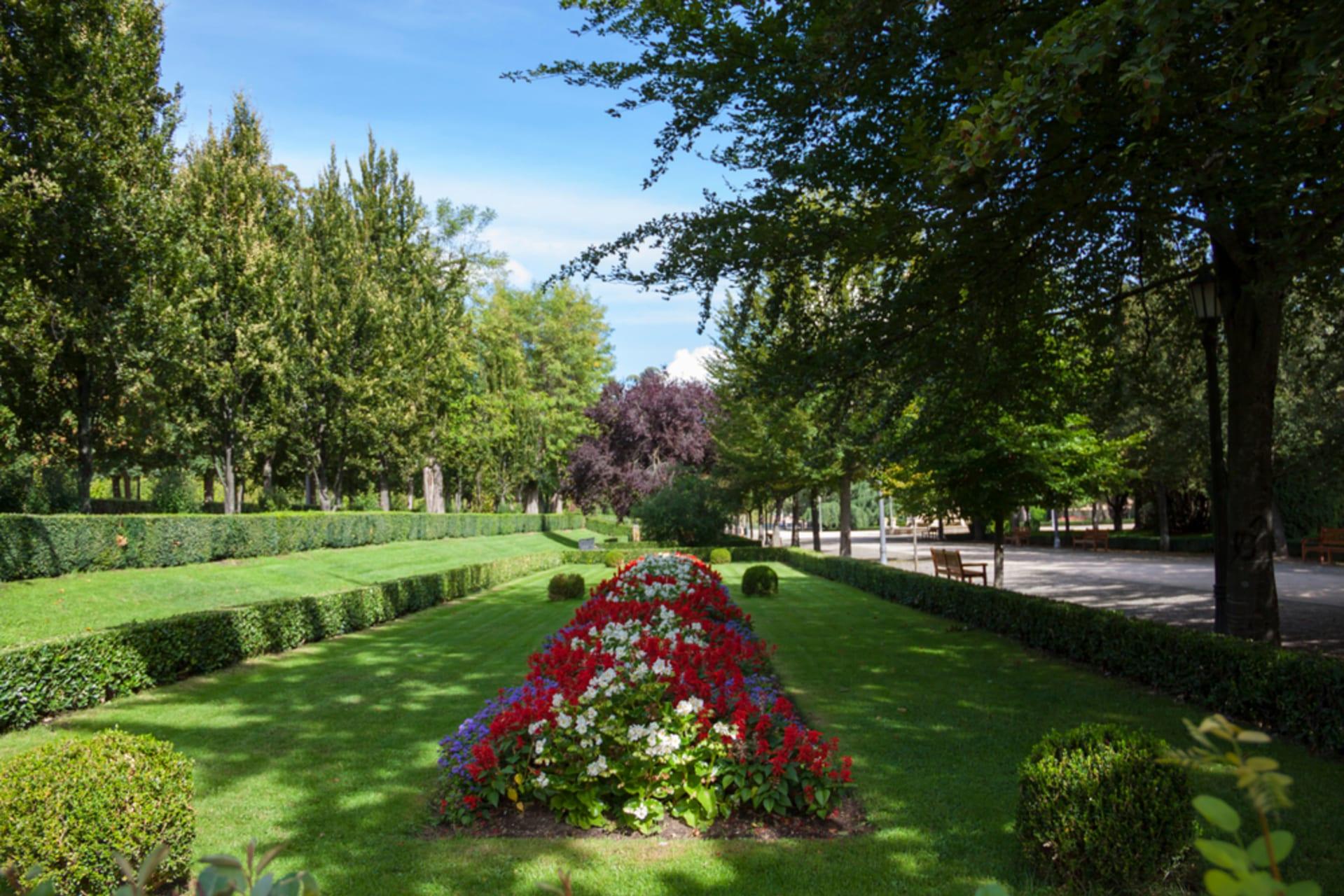Pamplona - Green city - Taconera II