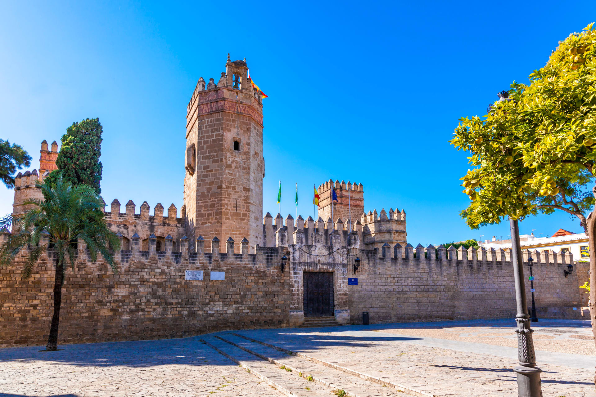 Cádiz - Puerto de Santa Maria, the city of 100 palaces