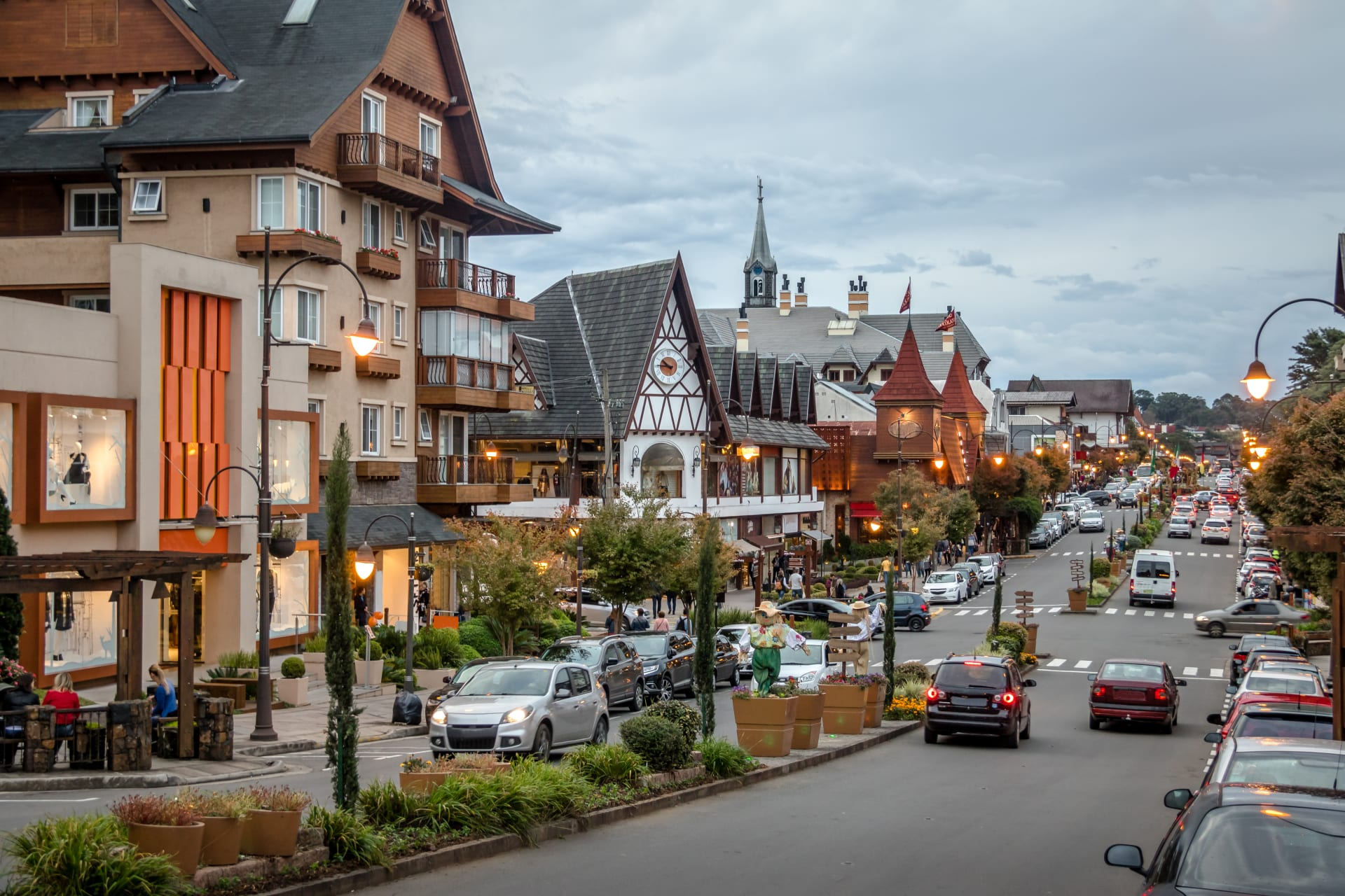 Gramado - The Most Charming City in Southern Brazil