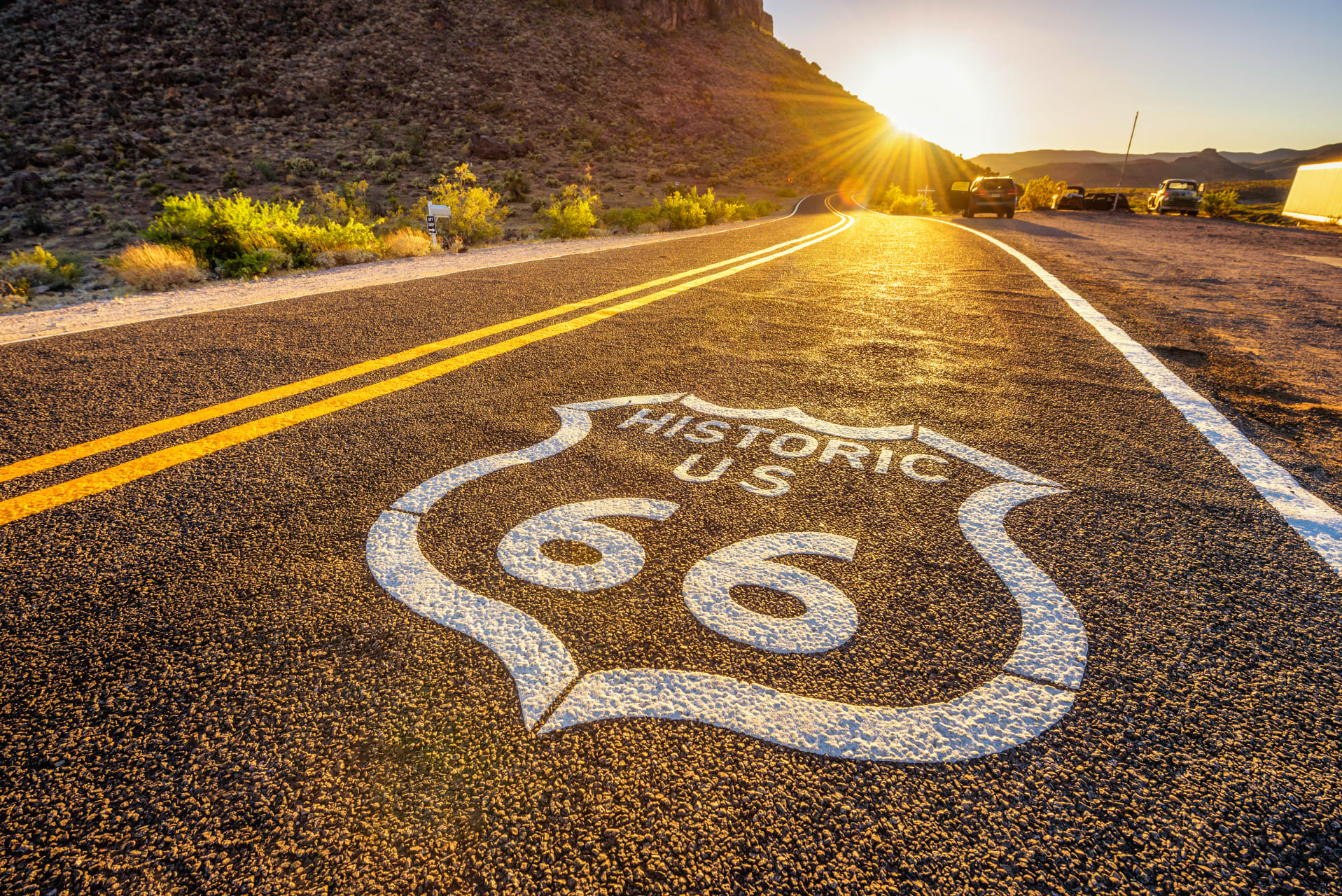 Oklahoma City - American Midwest--Get Your Kicks On Route 66