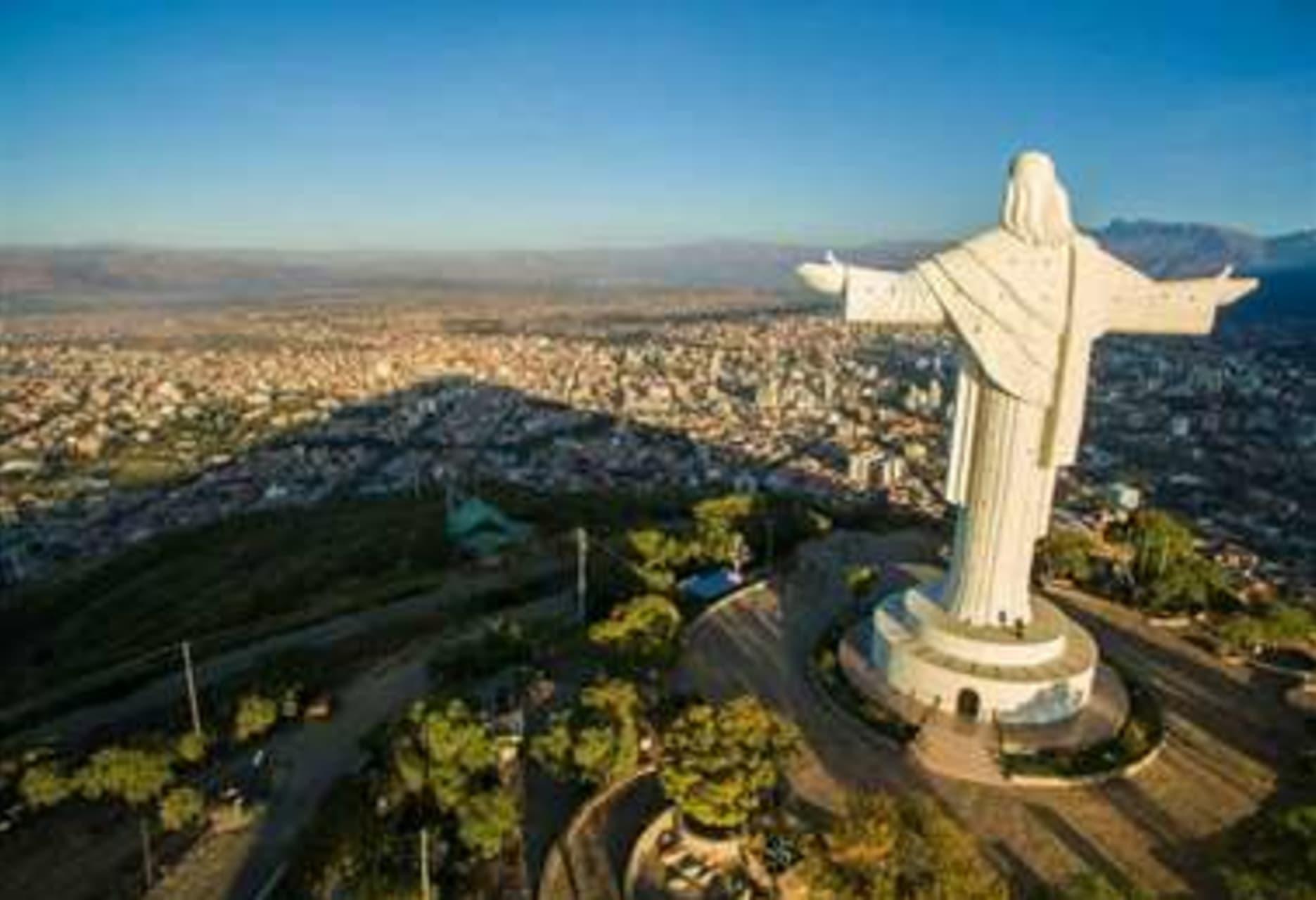 Cochabamba - Cochabamba: the Garden City of Bolivia