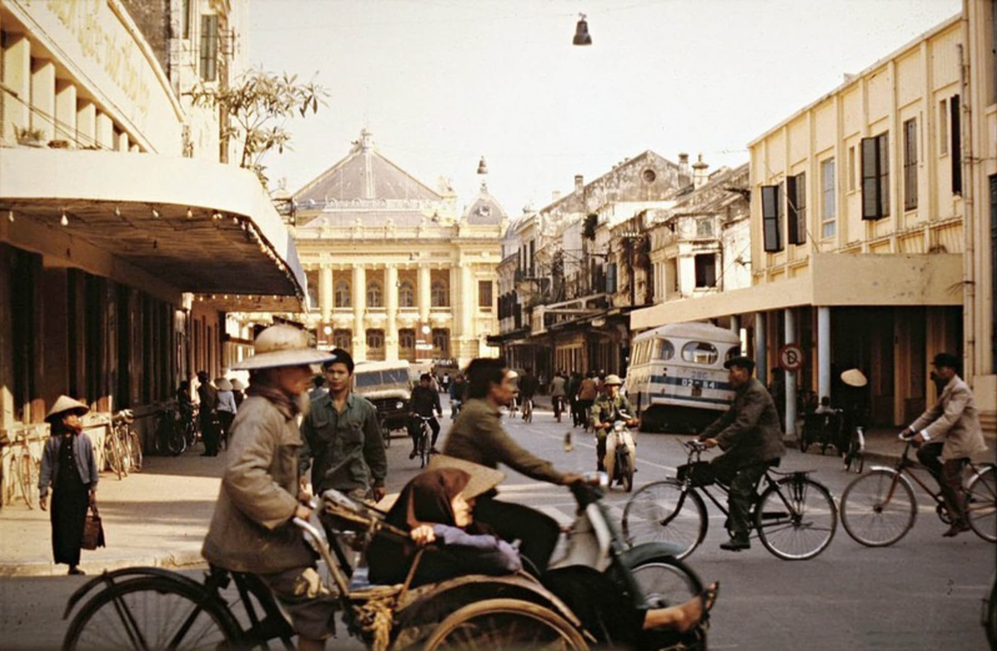 Hanoi - The French's touches of Hanoi city