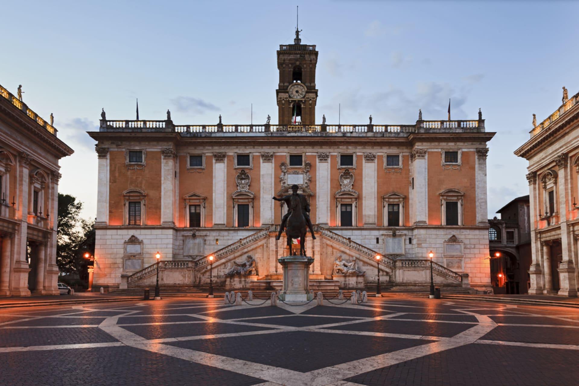 Rome - Capitoline Hill and the Jewish Ghetto
