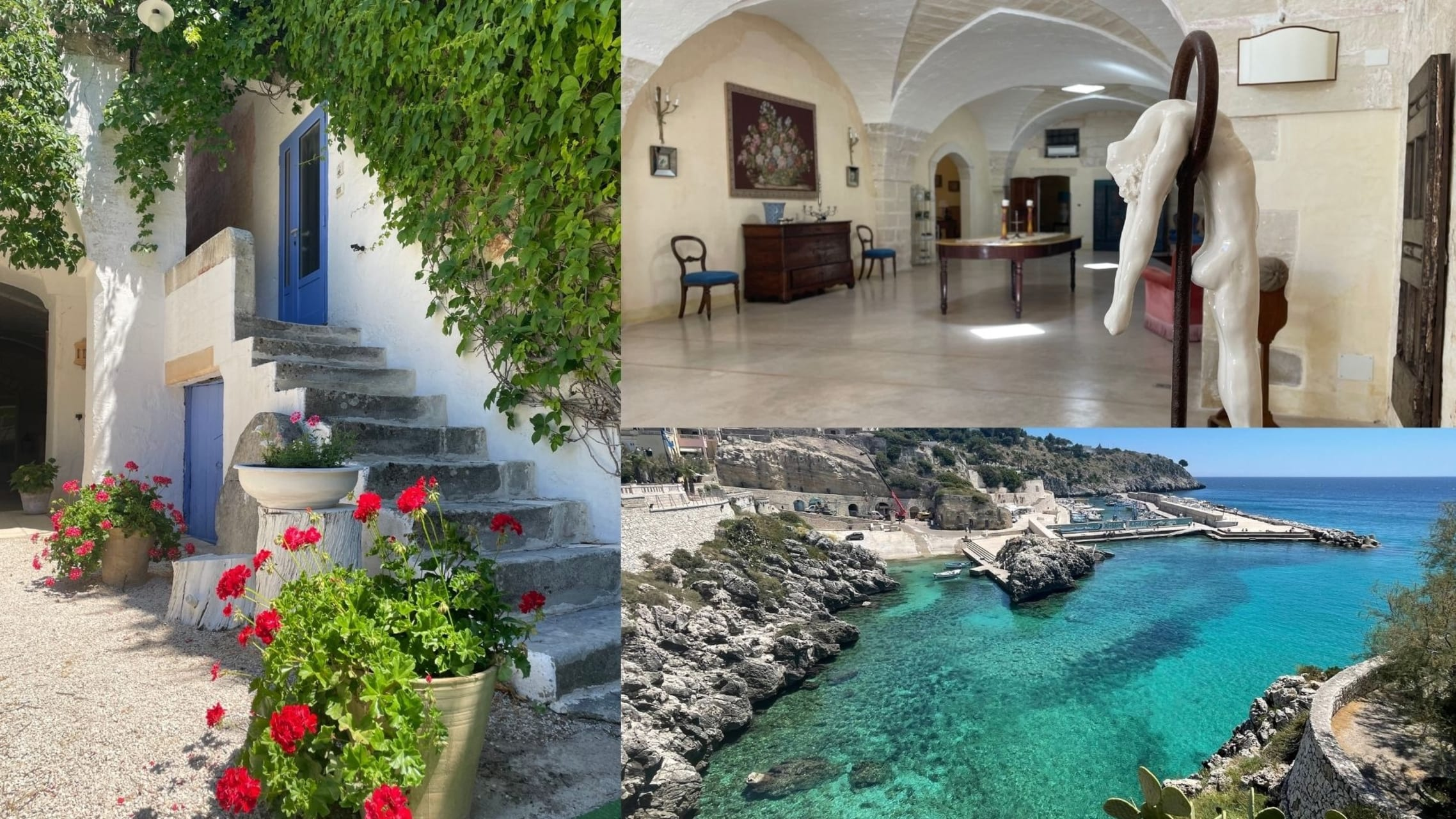 Puglia - Enchanting getaway between the turquoise sea and ancient towns of Salento