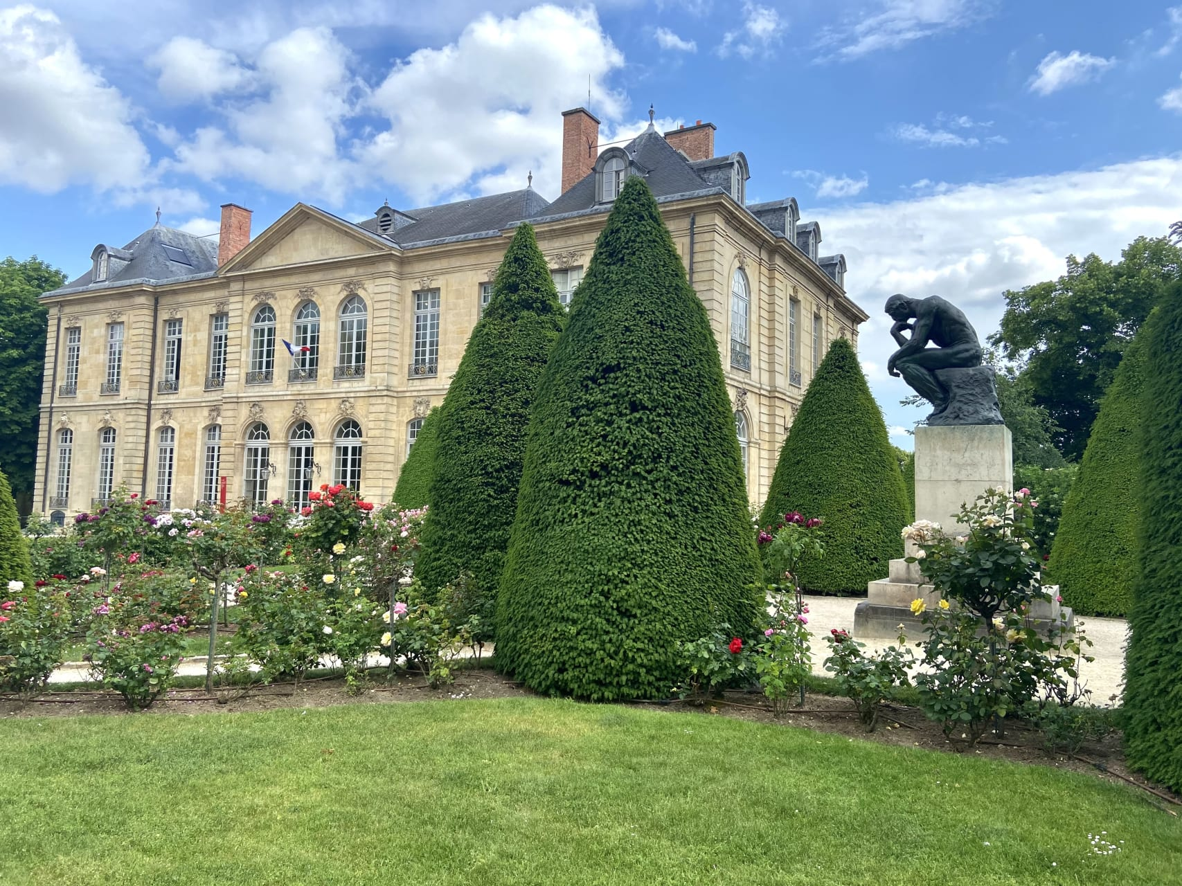 Paris - The Rodin Museum