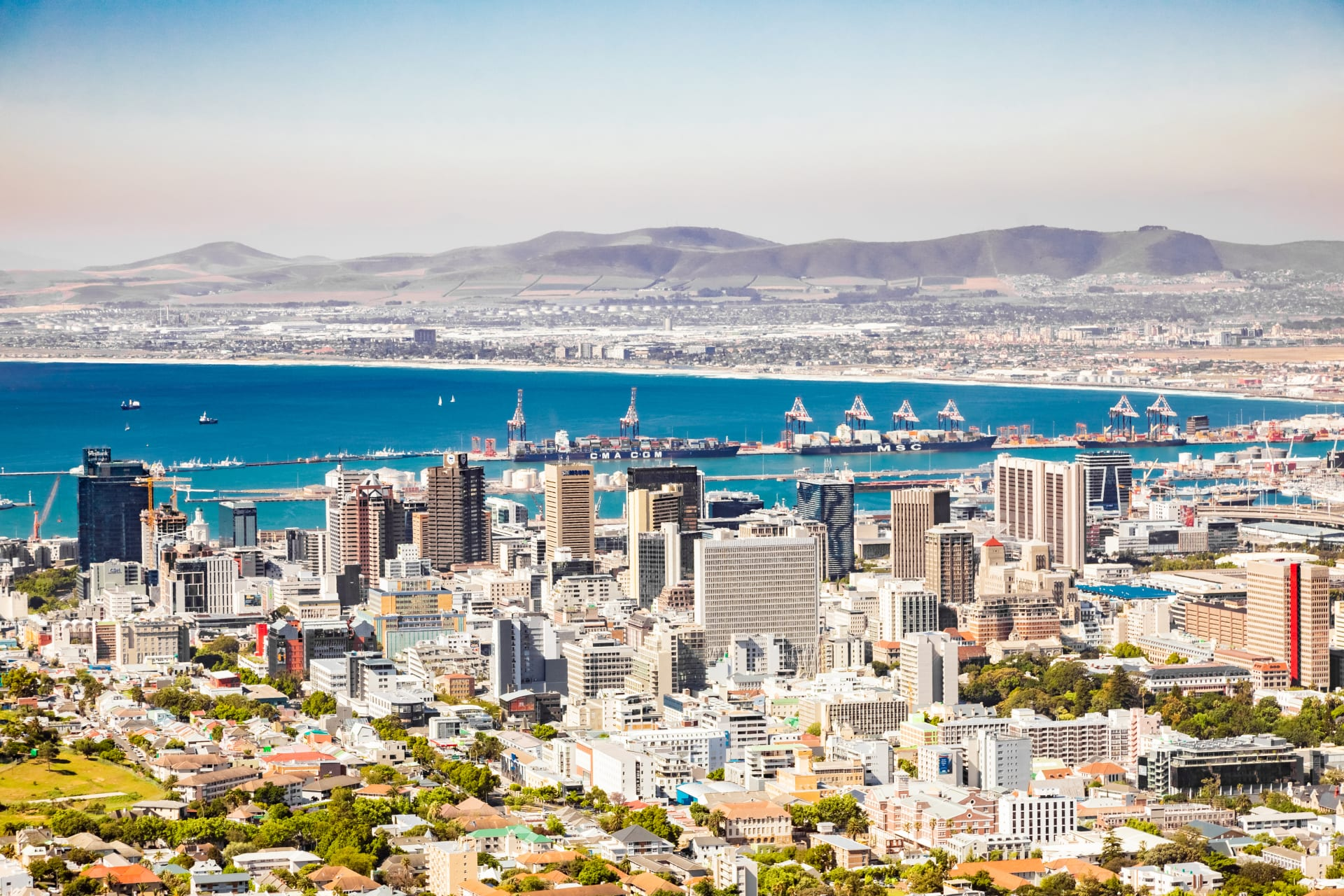 Cape Town - A Walk Around the Cape Town's City Bowl