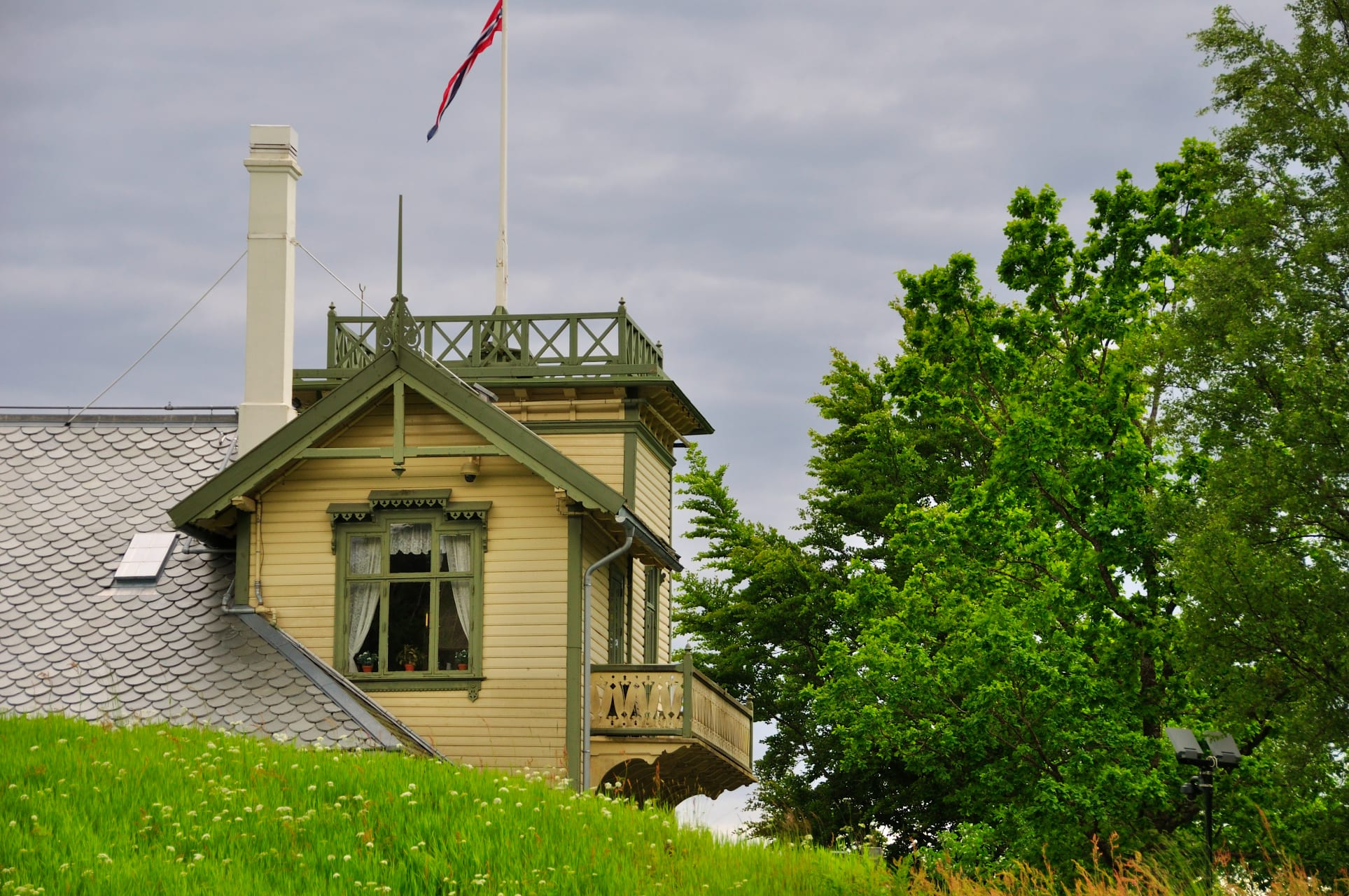 Bergen -  Edvard Grieg, Norway's Most Famous Pianist, and His Home at Troldhaugen