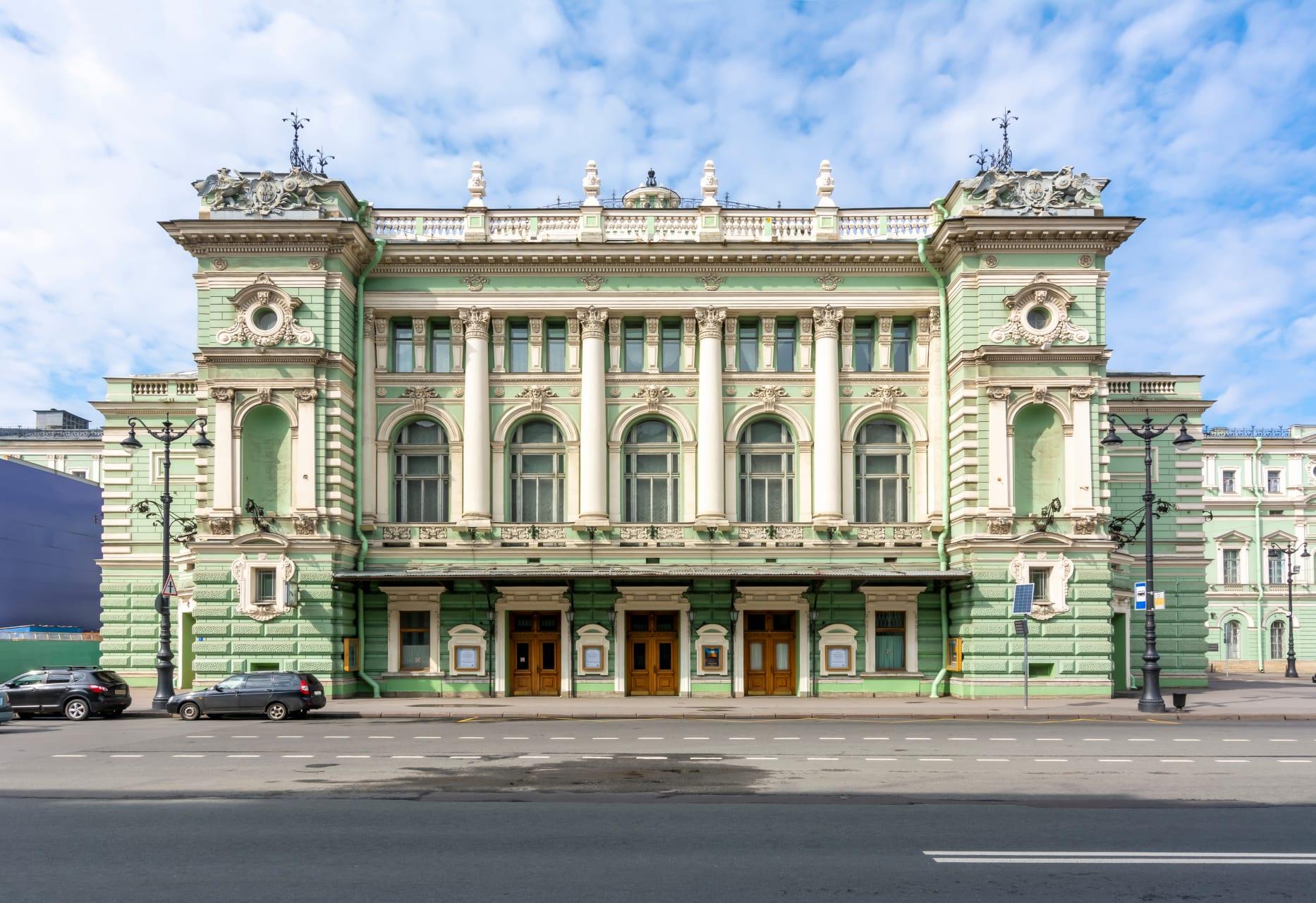 Saint Petersburg - The Magnificent Mariinsky Theater